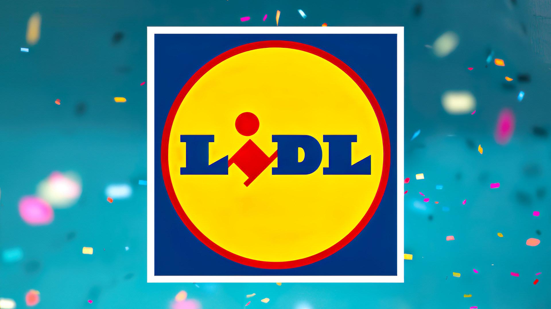 Logo, Schnäppchen, Sonderangebote, Rabattaktion, Angebote, Discounter, Lidl
