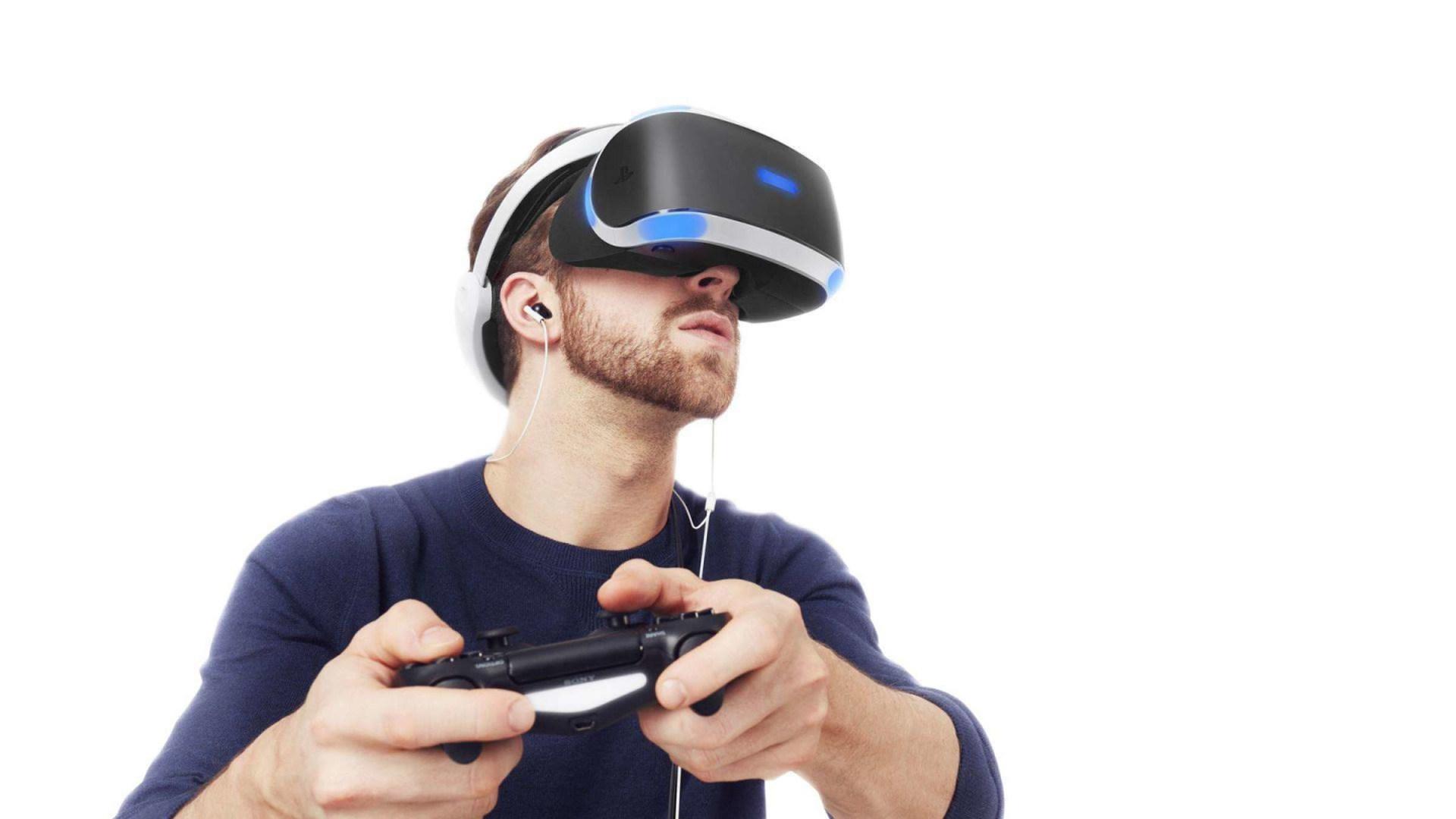 Sony, PlayStation 4, Playstation, PS4, Sony PlayStation 4, Virtual Reality, Sony PS4, PlayStation VR, PSVR
