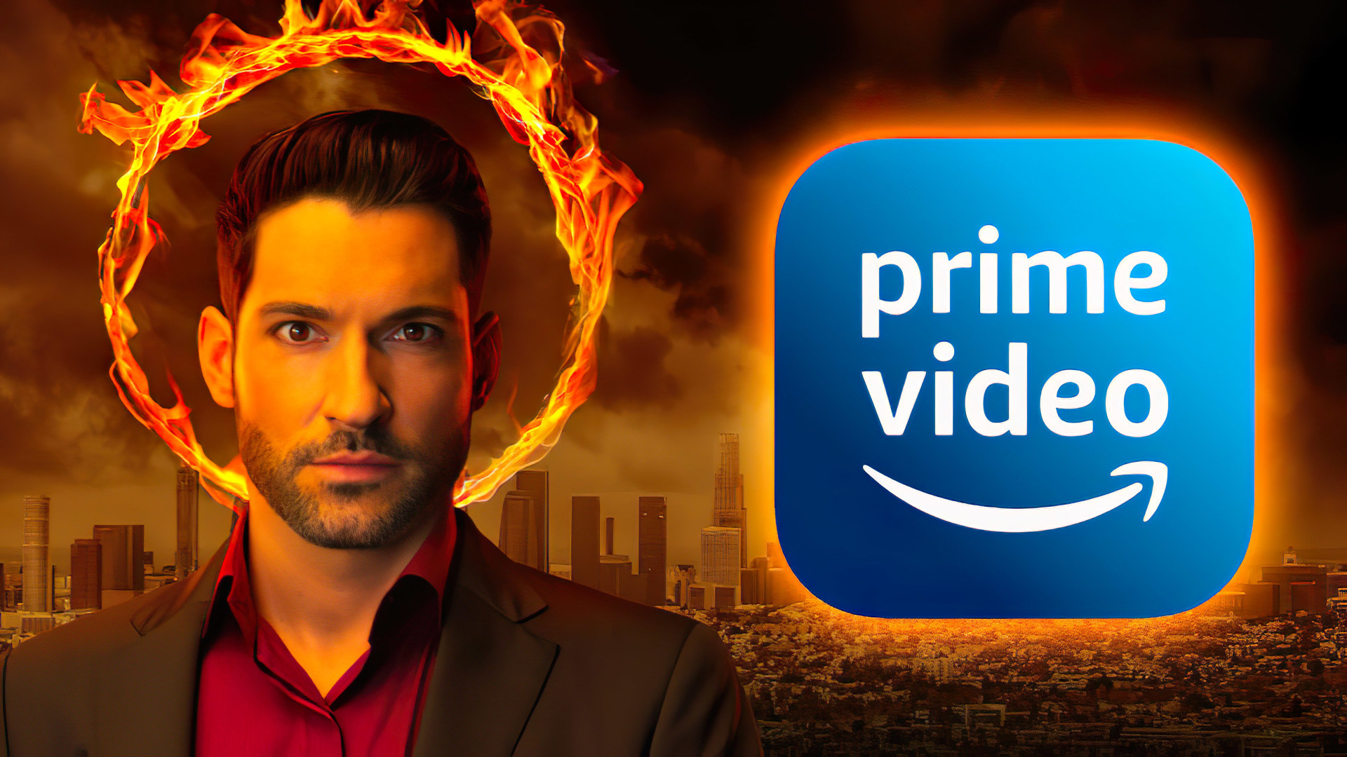 Streaming, Amazon, Tv, Fernsehen, Filme, Streamingportal, Serien, Videostreaming, Amazon Prime Video, August 2020, Lucifer