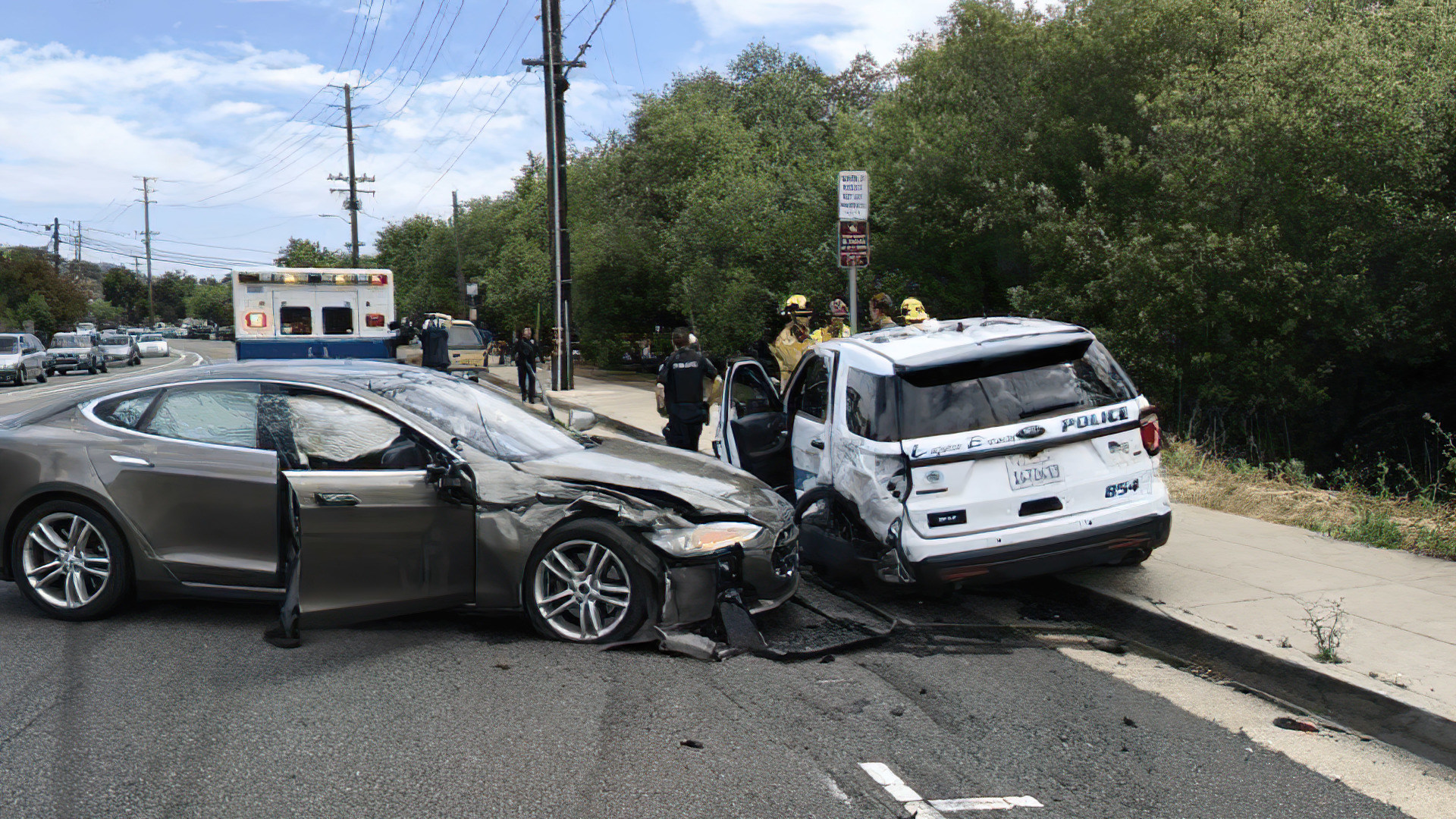 tesla, Tesla Motors, Autopilot, Unfall, Tesla Model 3
