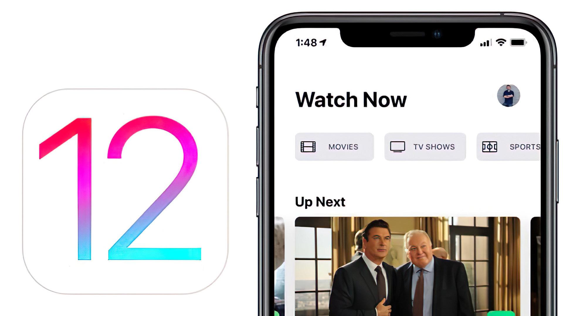 Apple, iOS, Beta, iOS 12, Apple TV App, iOS 12.3