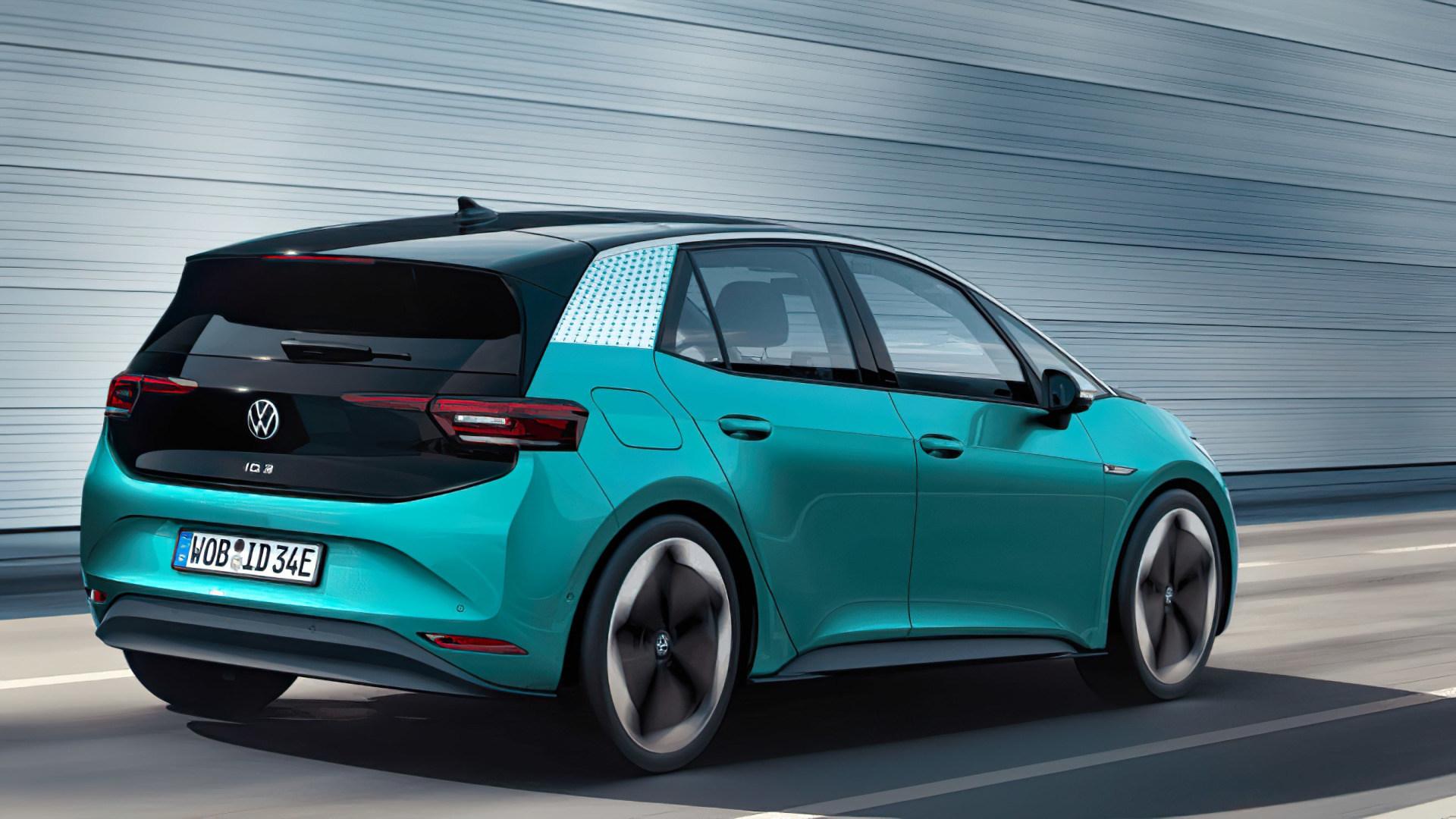 Elektromobilität, Elektroauto, E-Auto, Vw, volkswagen, ID.3
