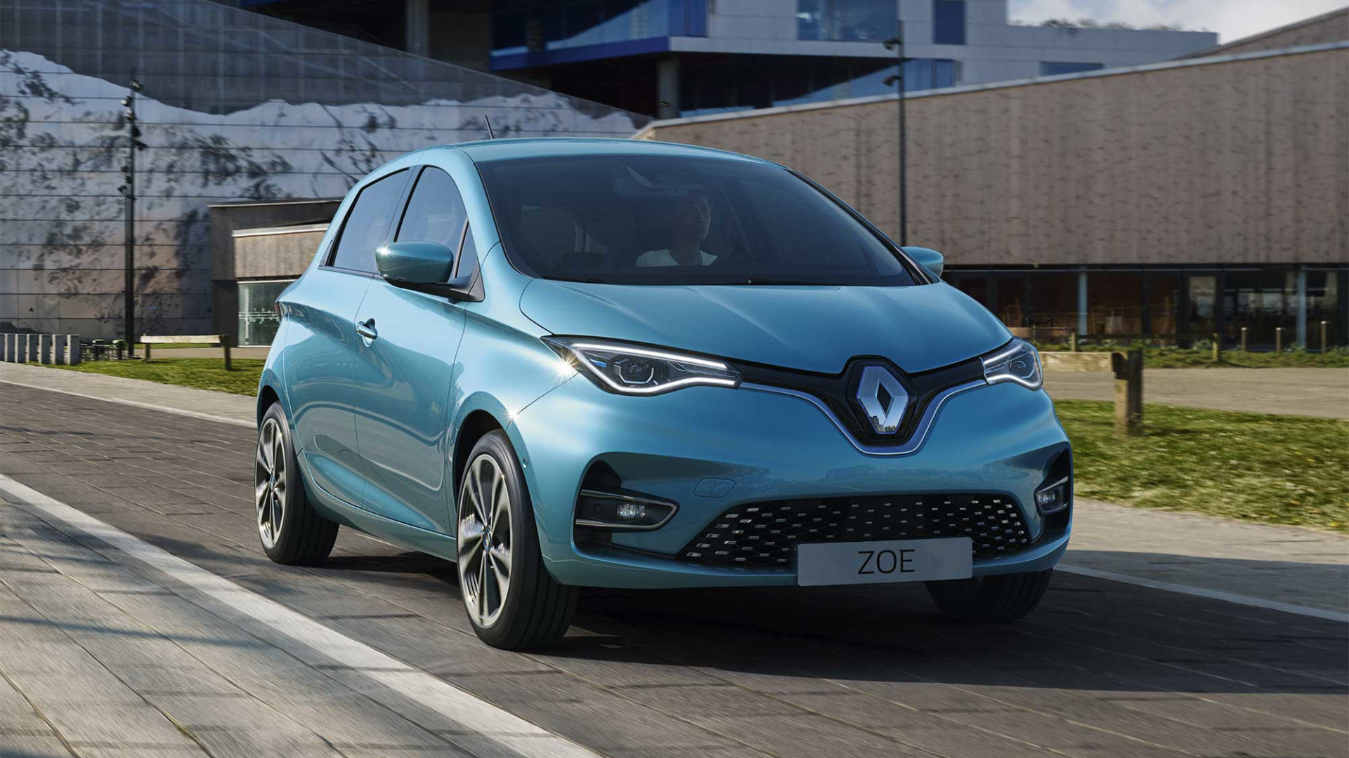 Elektroautos, Zoe, Renault, renault zoe