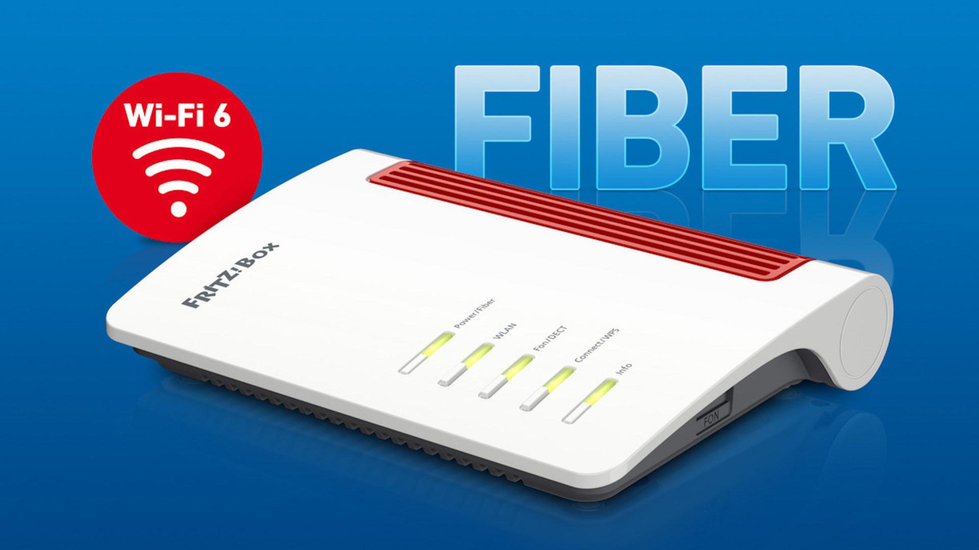 Router, Avm, Fritzbox 5530 Fiber, FritzBox 5530