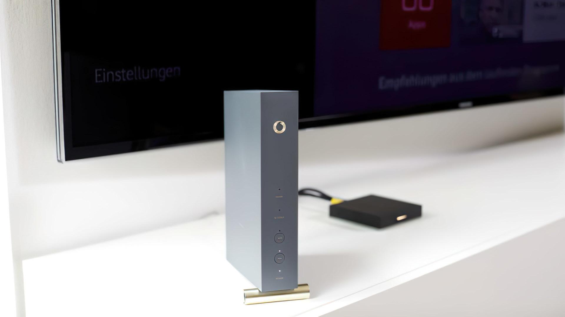 Streaming, Fernsehen, Vodafone, Dazn, GigaTV, GigaTV Box