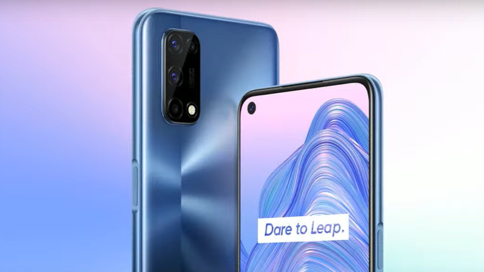 Smartphone, 5G, Realme, Realme 7 5G, Realme 7