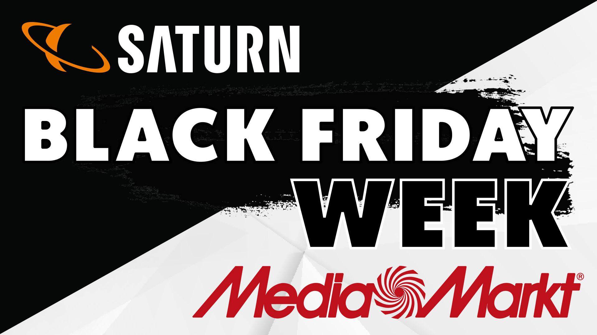 Saturn, Media Markt, Mediamarkt, Black Friday Woche, Black Friday Week, Kombination, Kombi