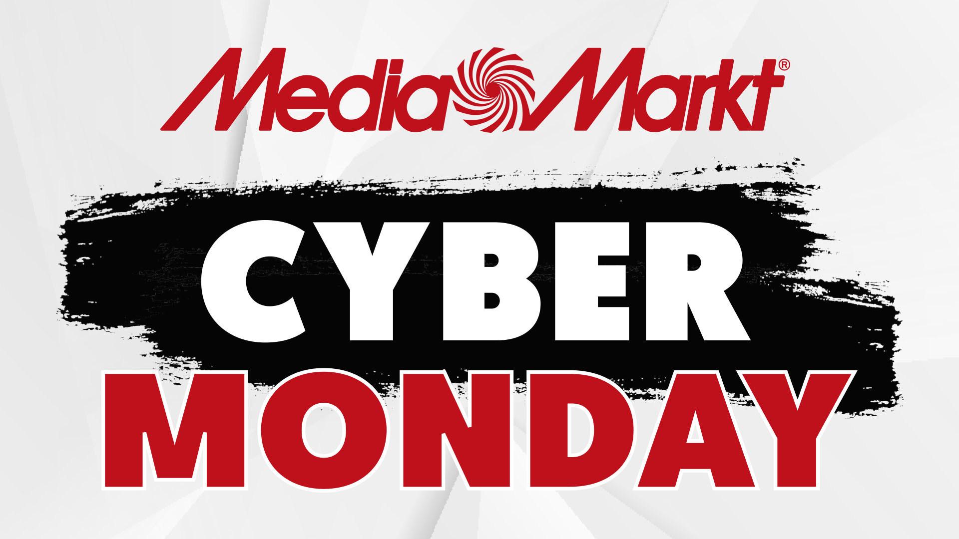 Media Markt, Cyber Monday, Mediamarkt, Cyber Monday Woche, MediaMarkt Logo