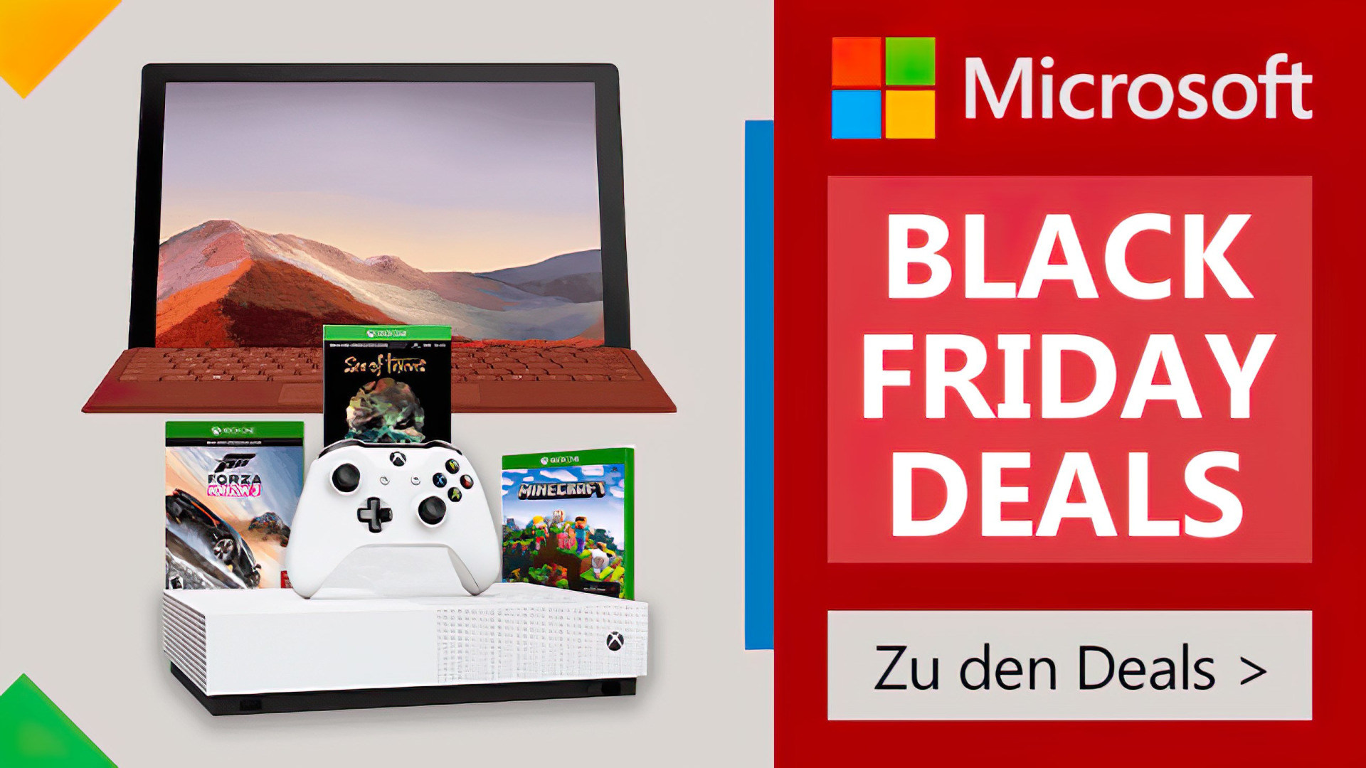 Microsoft, Xbox One, Black Friday, Black Friday Deals