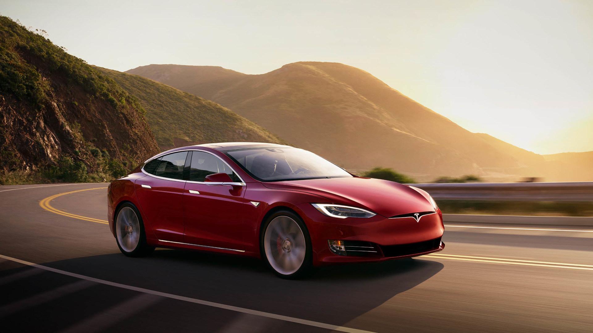 Elektroautos, tesla, Tesla Model S
