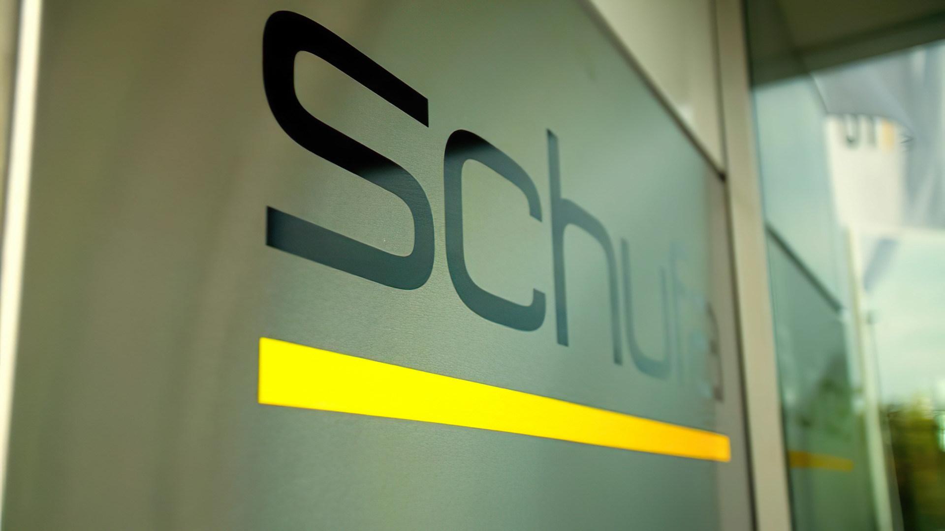 Logo, Hauptquartier, schufa