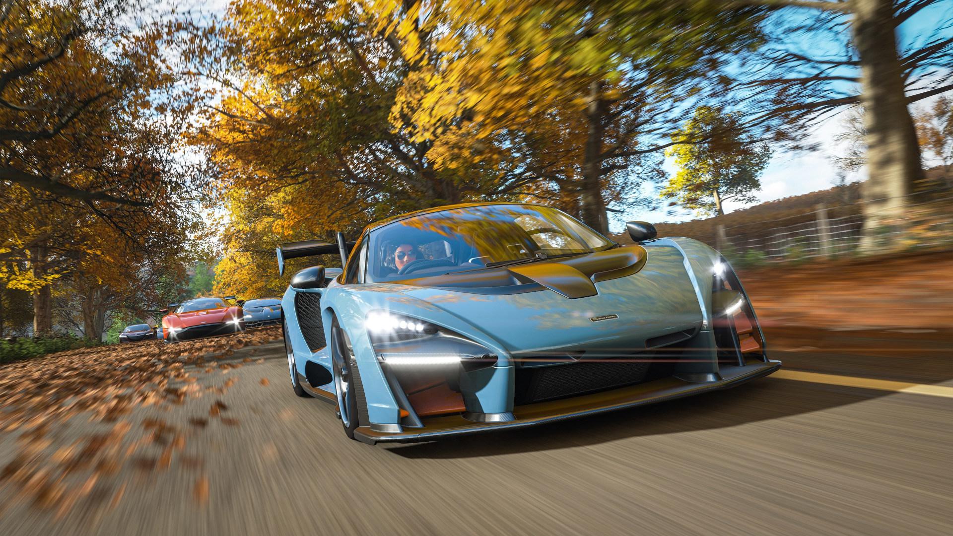 Microsoft, Spiel, Game, Forza, Autorennen, Forza Horizon 4