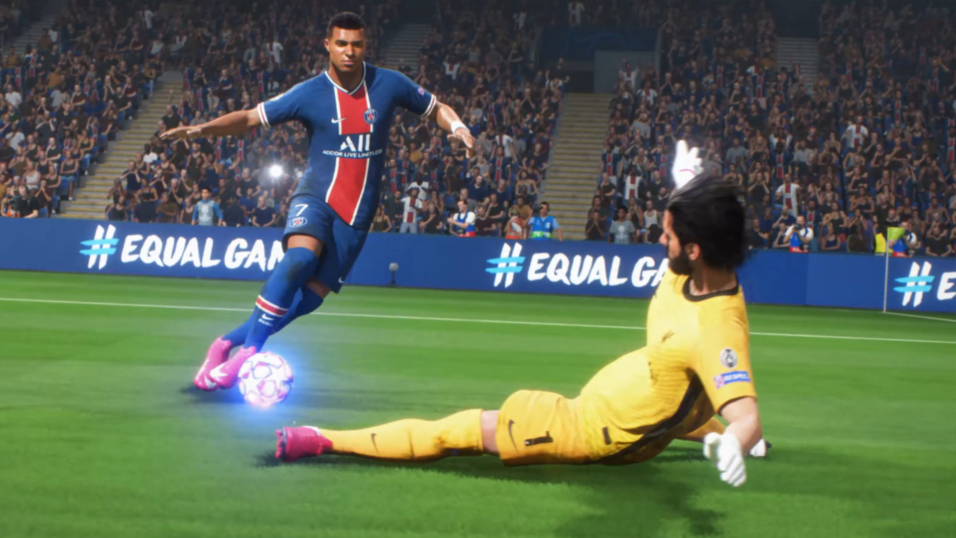 Electronic Arts, Fußball, Fifa 21