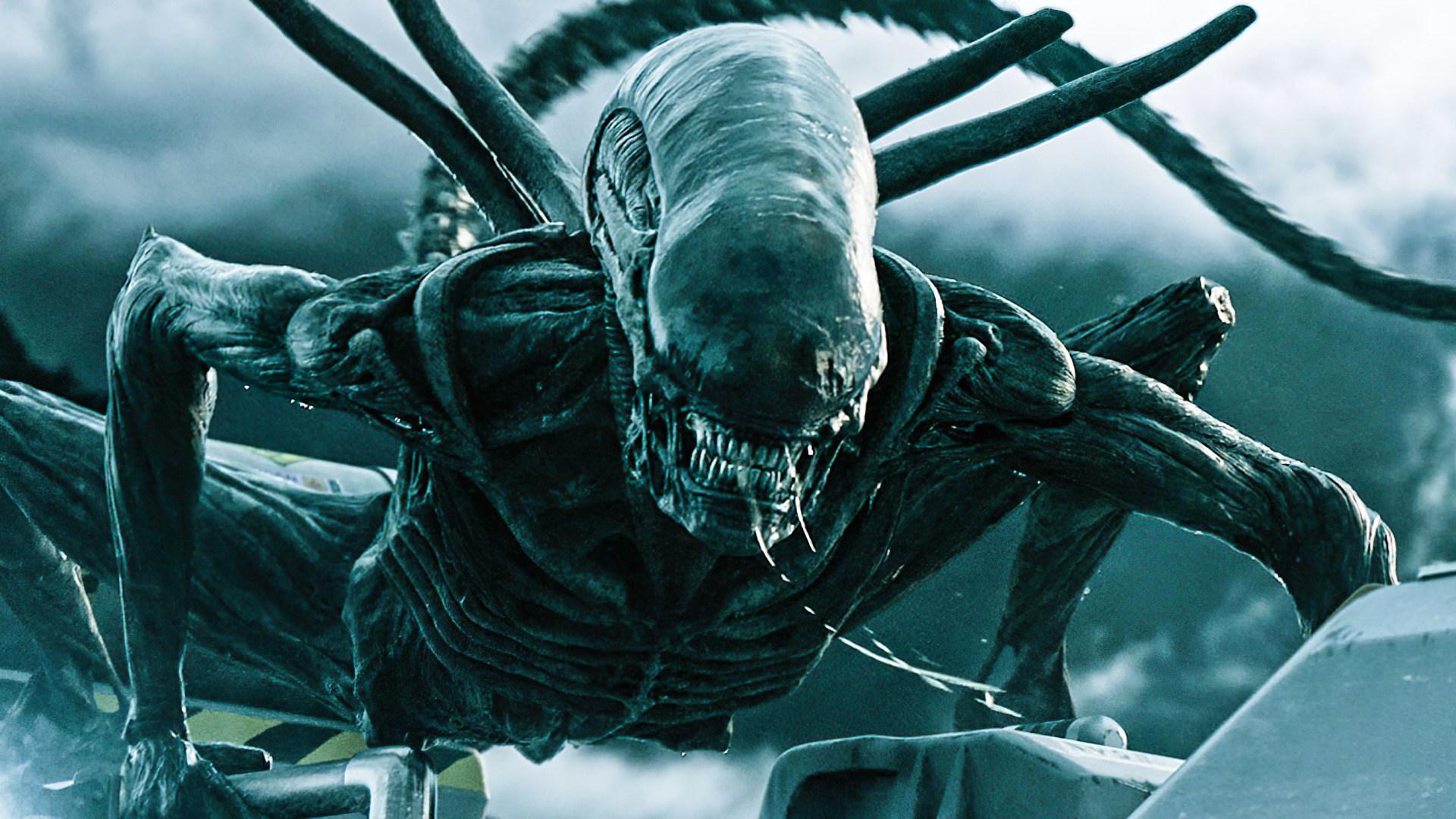 Film, Science Fiction, Alien, Ridley Scott