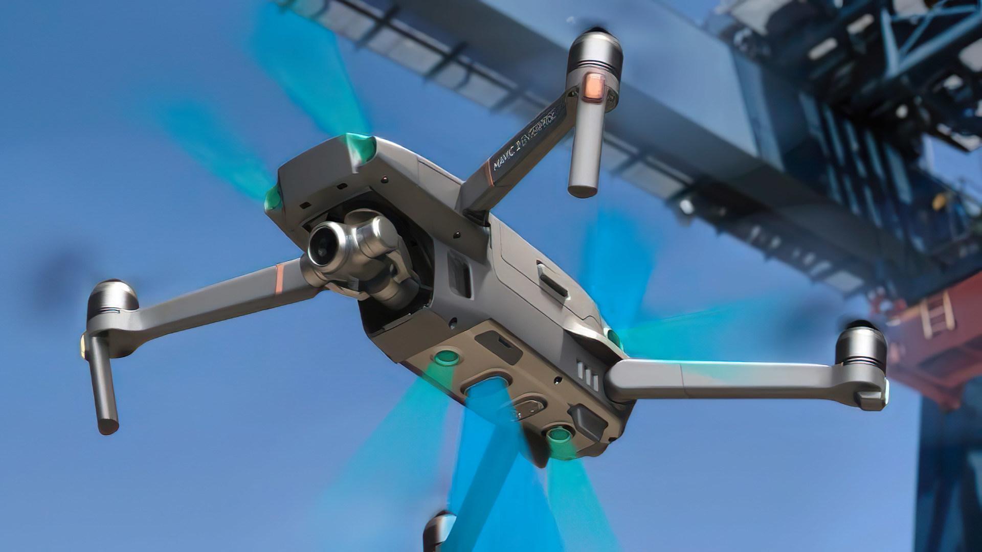 Drohne, DJI, Mavic 2 Enterprise