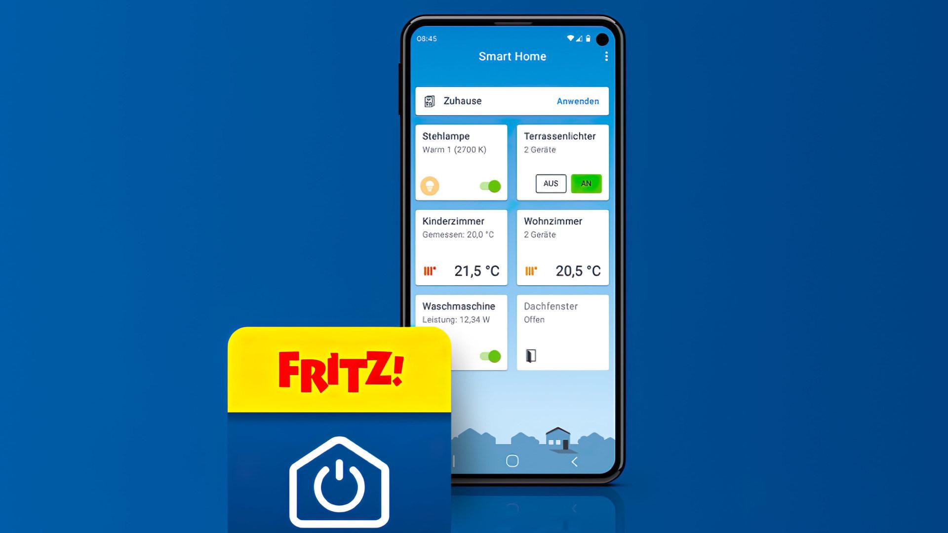 Avm, MyFritz, Fritzapp, MyFritzApp, Smarthome, FritzApp SmartHome