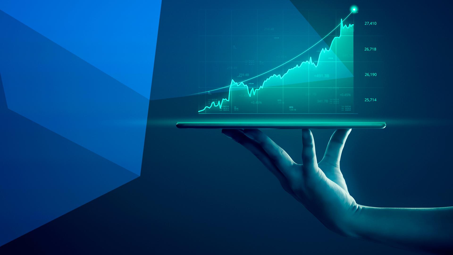 Wirtschaft, Entwicklung, Geschäft, Börse, Business, Aktie, Aktien, Aktienkurs, Kurs, Geschäftskunden, Finanzen, Geschäftsbericht, Business Network, Finanzwesen, Diagramm, Ökonomie, Verlauf, chart, Aufstieg, Werte, Aktienwert, DAX, Aktienpaket, Kursverlauf, Präsentiert, Tablett