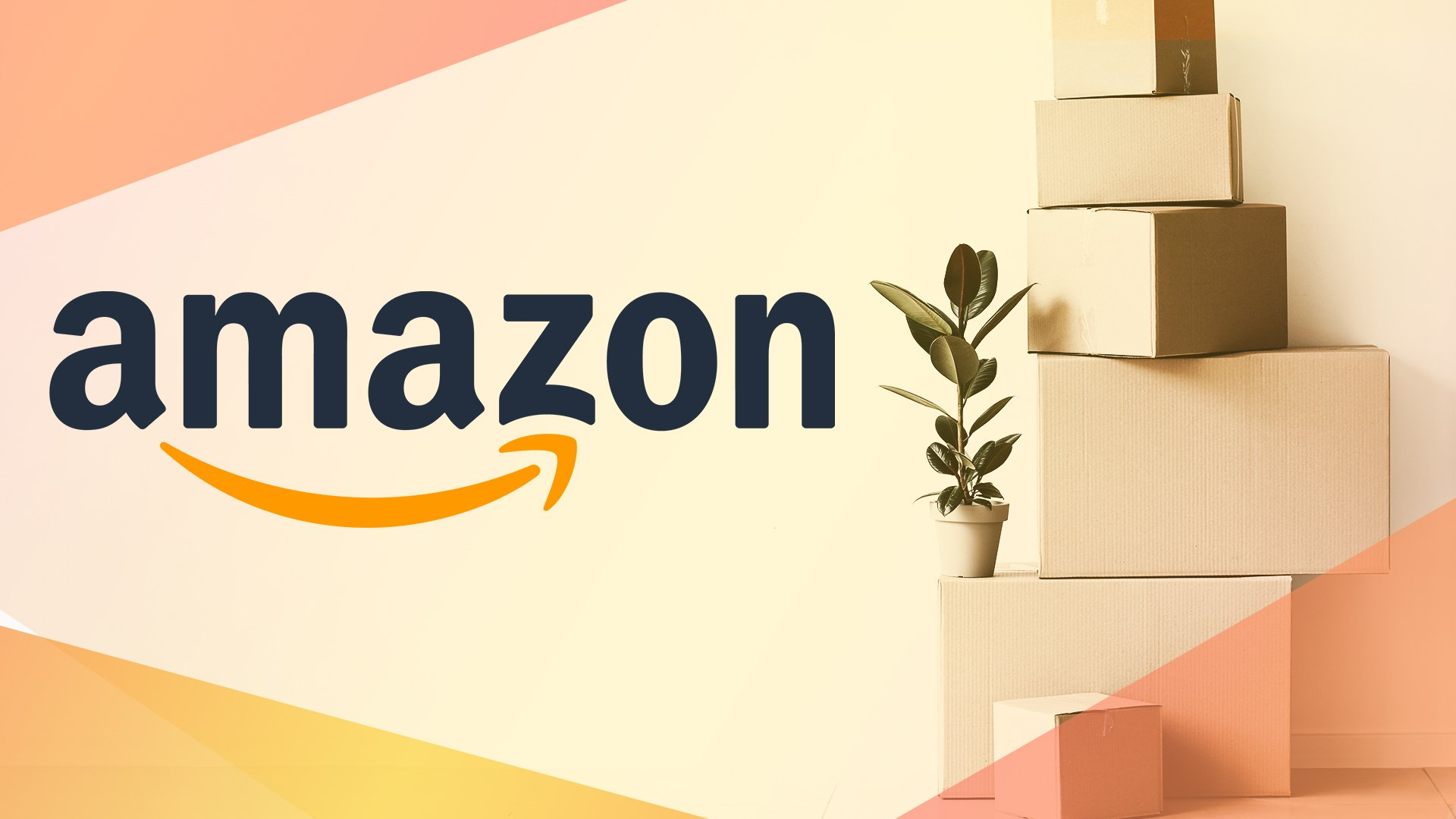 Amazon, E-Commerce, shopping, Paket, Amazon Logo, Box, Paketdienst, Paketzusteller, Home Shopping