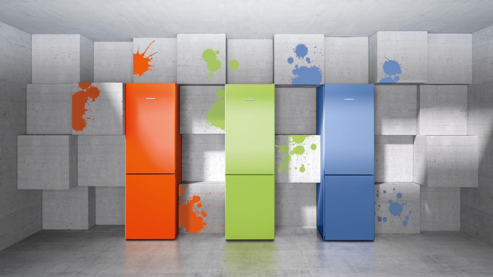 Media Markt, Kühlschrank, Liebherr, Colourline