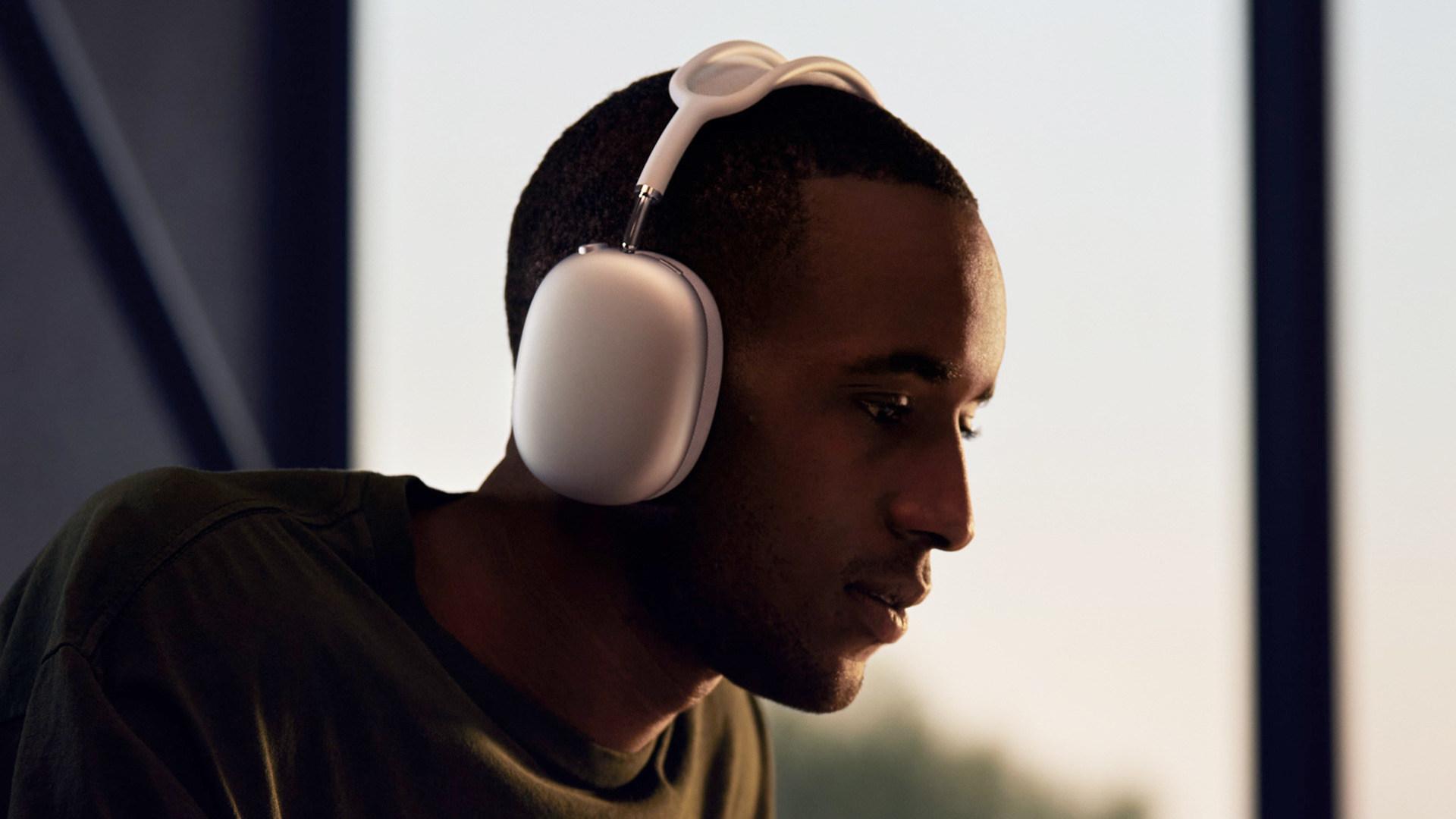 Apple, Headset, Kopfhörer, Bluetooth, Drahtlos, kabellos, Ohrhörer, ANC, Geräuschunterdrückung, Active Noise Cancelling, Active Noise Cancellation, Over-Ear, AirPods Max
