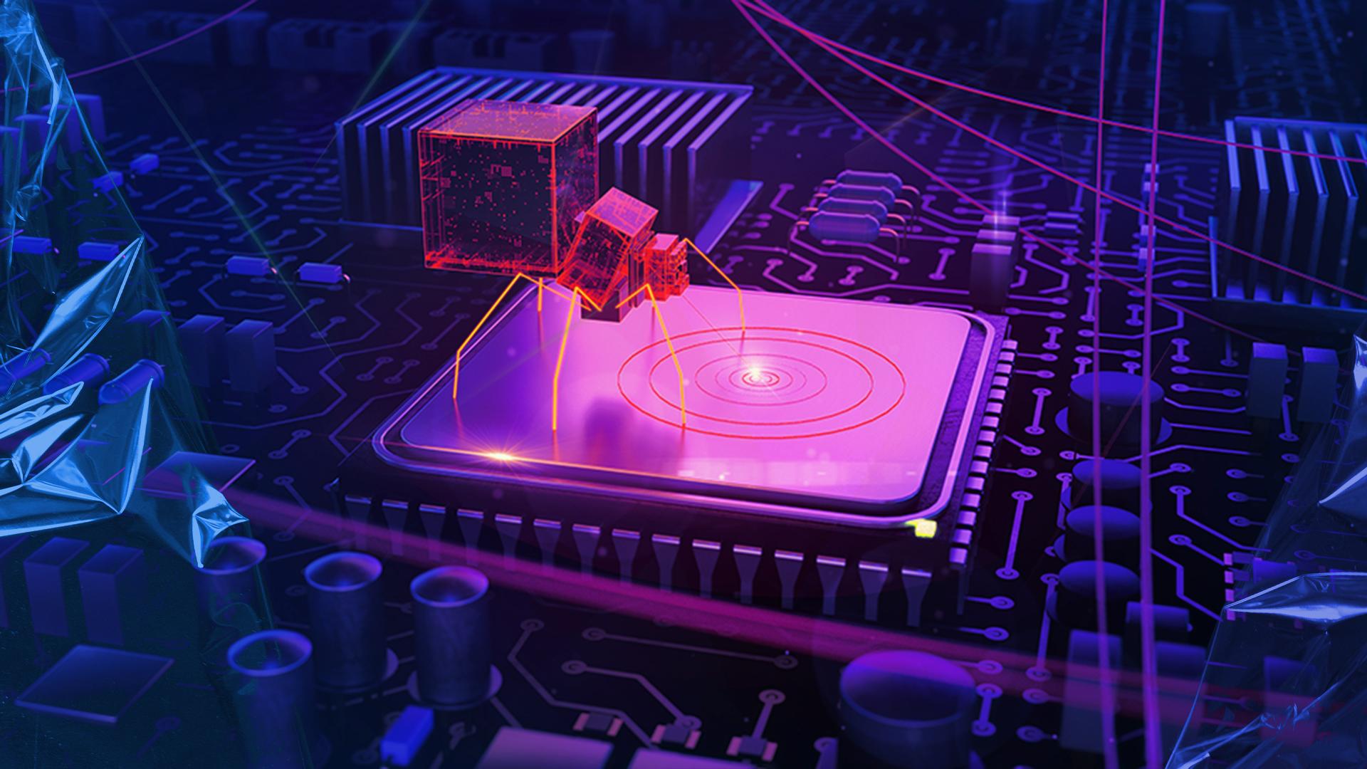 Internet, Sicherheit, Prozessor, Cpu, Chip, SoC, Prozessoren, AI, Artificial Intelligence, Cpus
