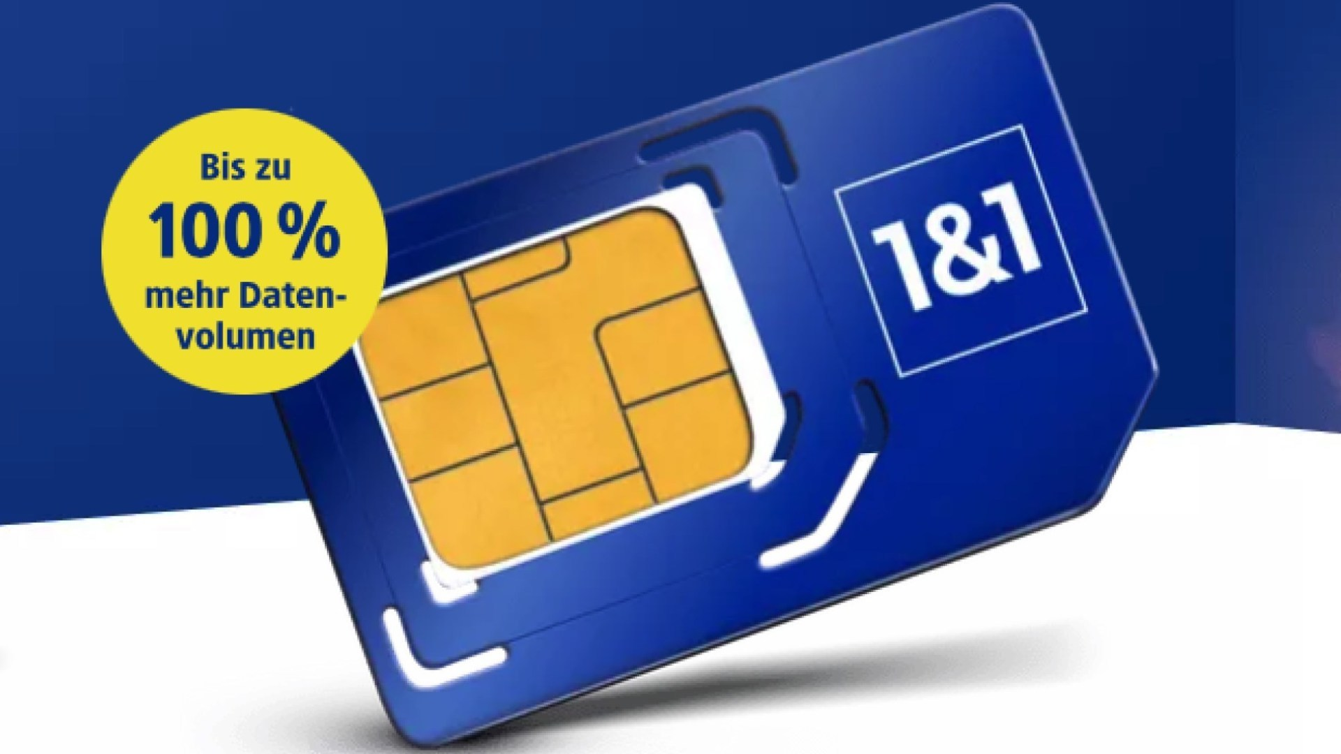 Smartphone, Mobilfunk, Daten, Tarif, 1&1, Service Card