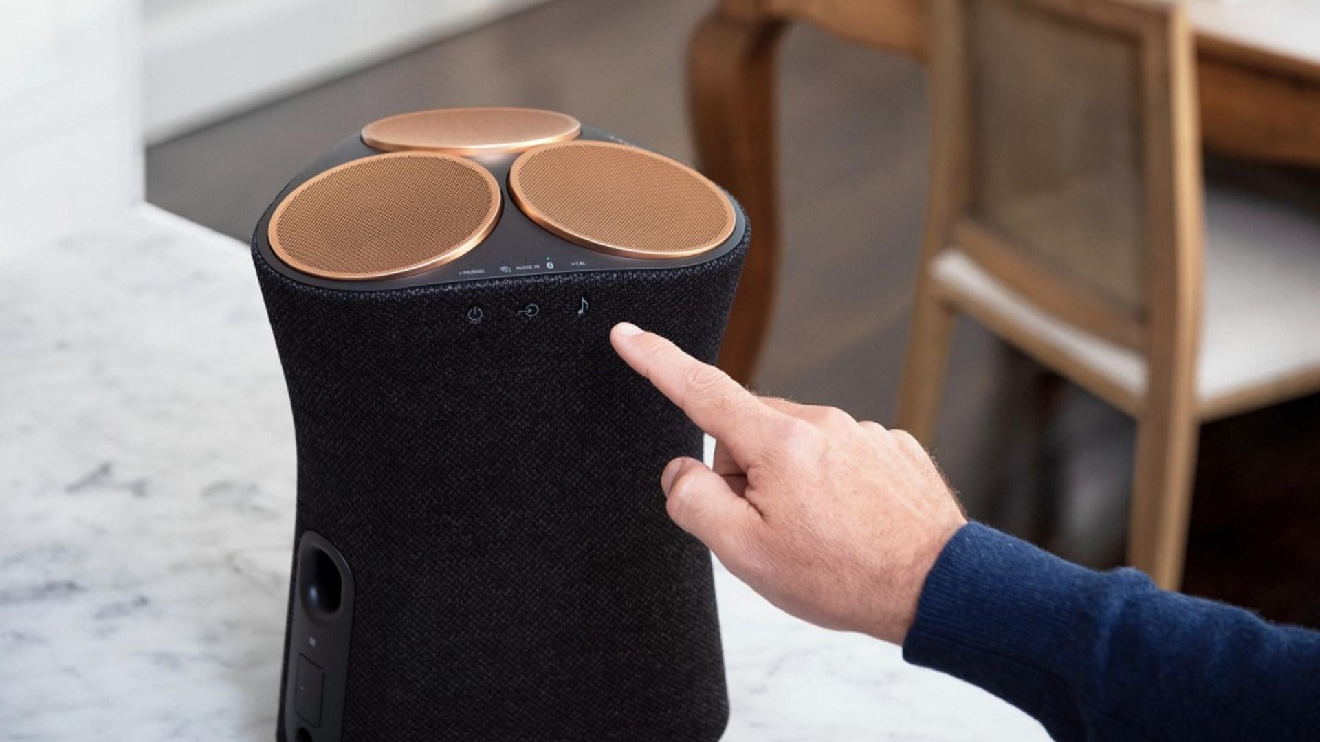 Sony, Lautsprecher, speaker, 360 Grad, SRS-RA3000, SRS-RA5000