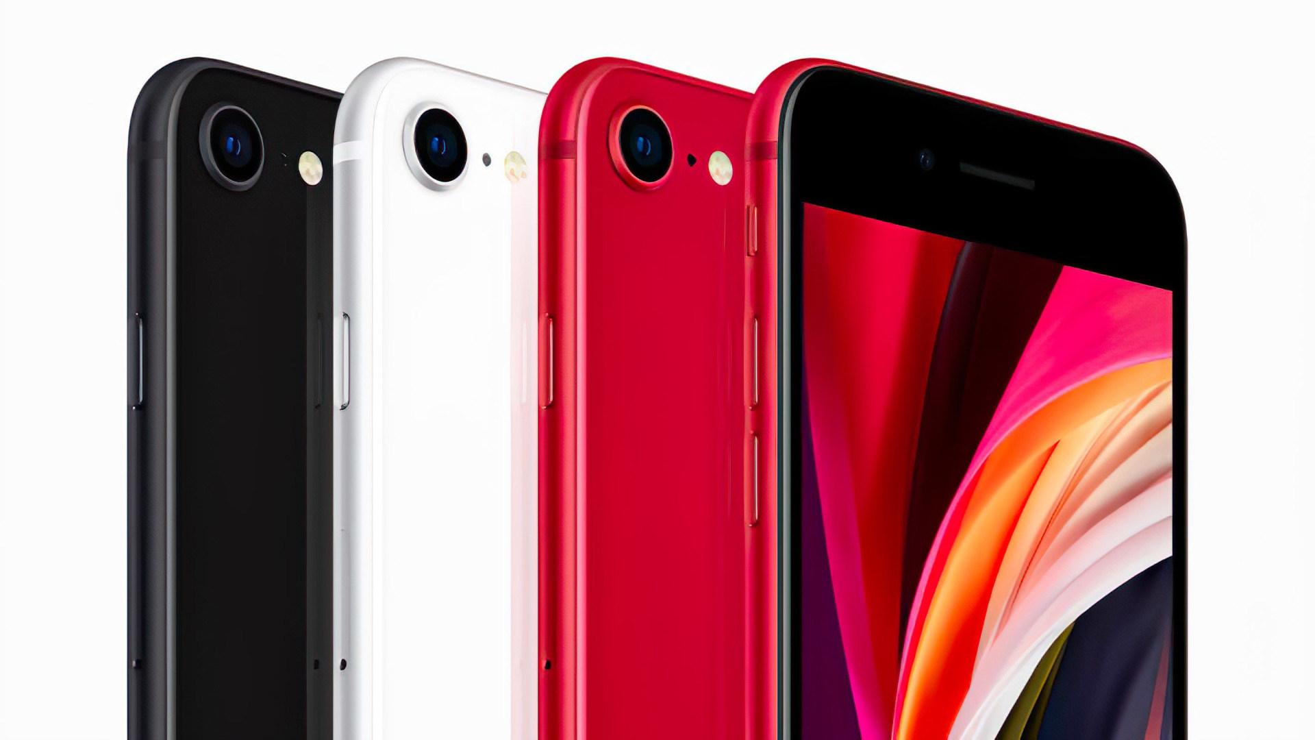 iPhone SE, Apple iPhone SE, iPhone SE2, iPhone SE 2020