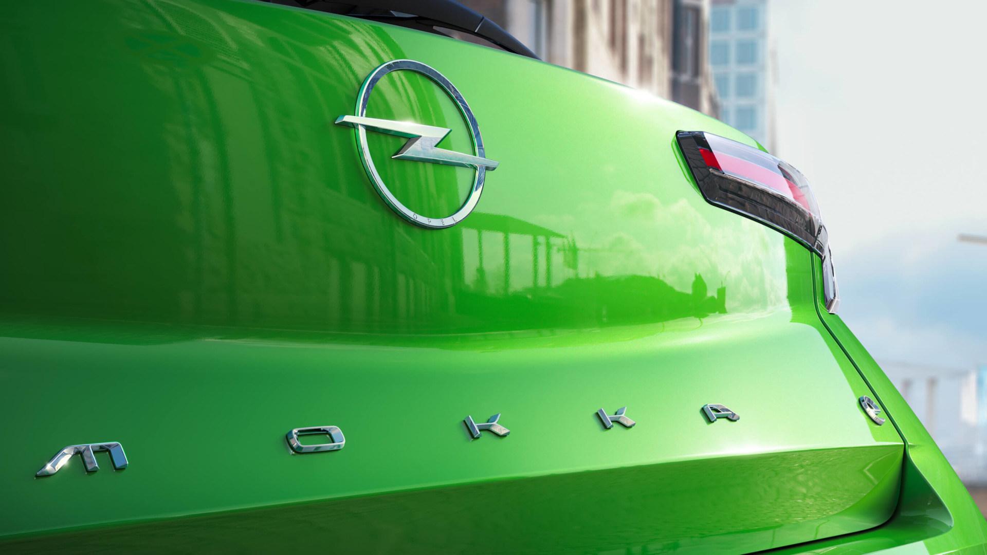 E-Auto, Opel, Mokka-e