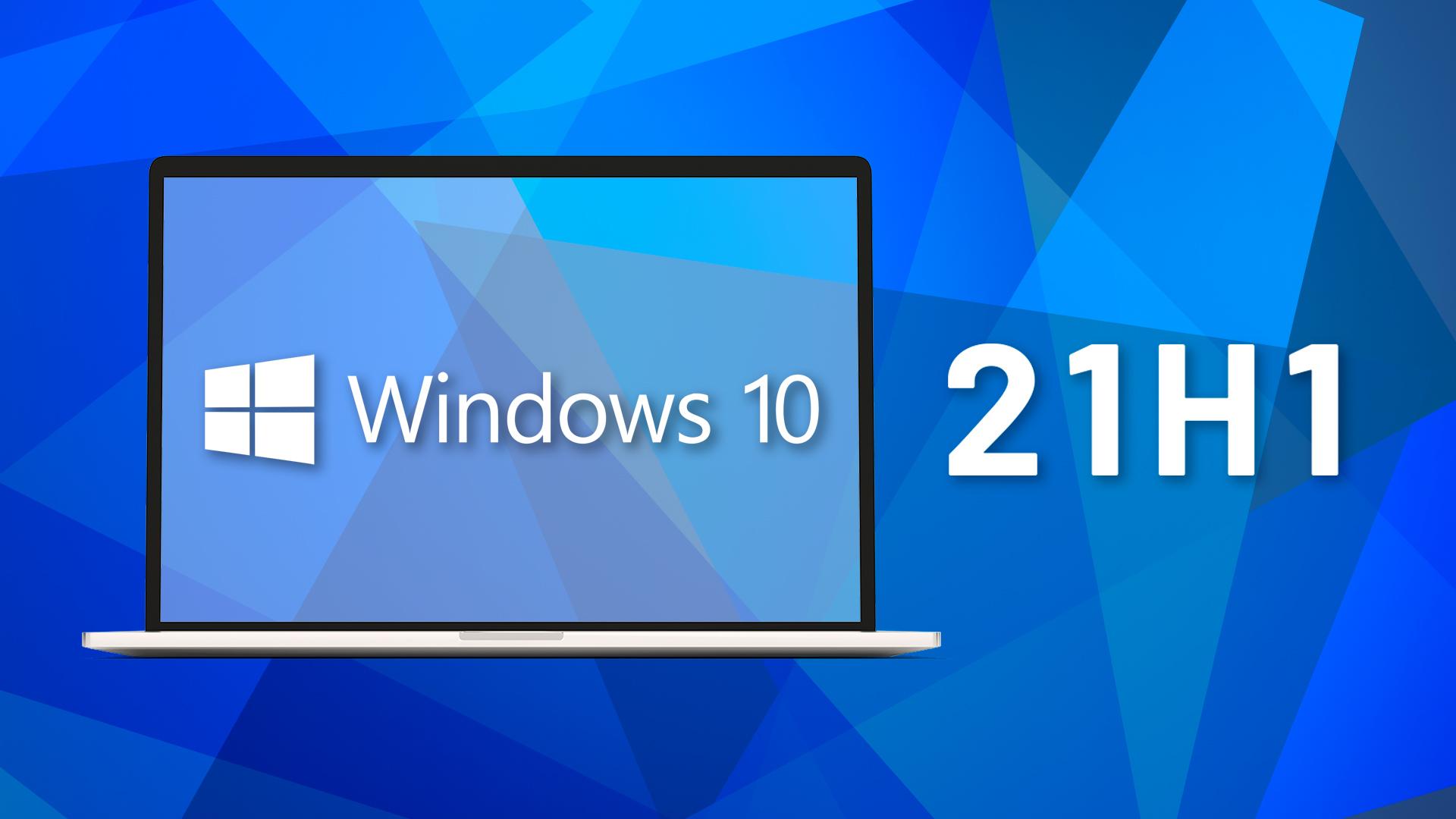 Windows 10, Insider Preview, Windows Update, Microsoft Windows, Microsoft Windows 10, 21H1, Windows 10 21H1, Windows 10 2021 Update