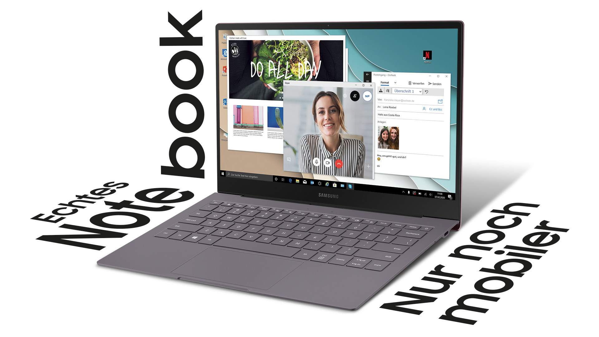 Samsung, Notebooks, Laptops, Samsung Galaxy Book