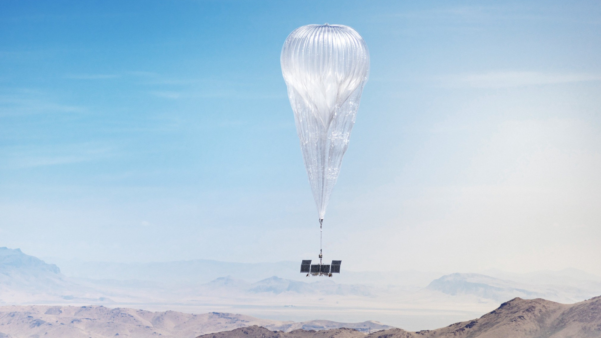 Google, Internetverbindung, Ballon, project loon, Ballons