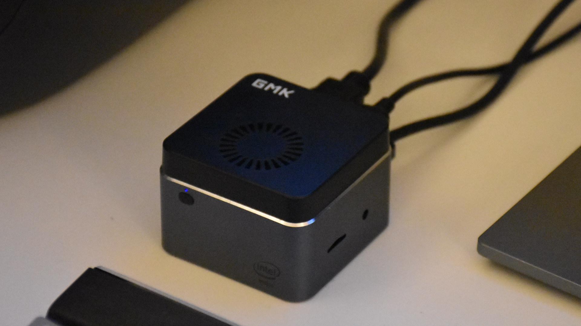 mini-pc, mini-rechner, GMK NucBox, NucBox, GMK