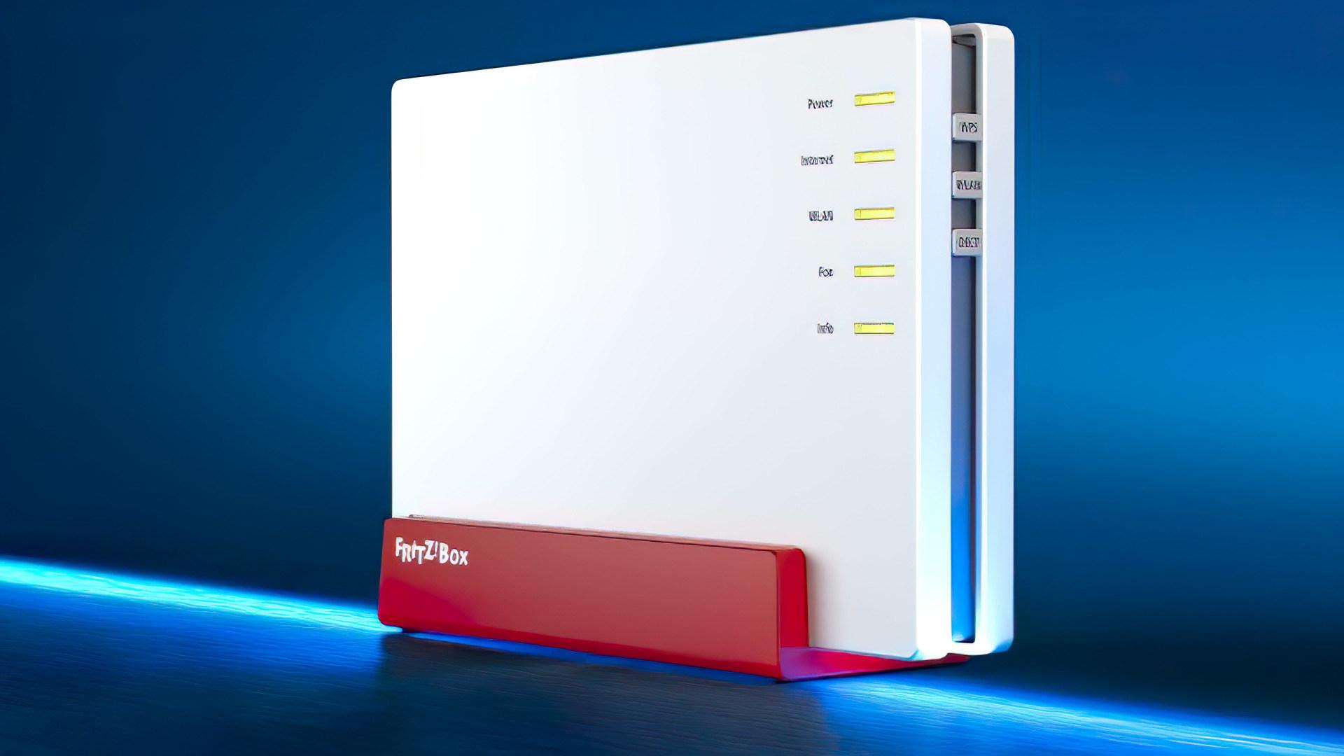 Router, Avm, Fritzbox, Fritzbox 7580
