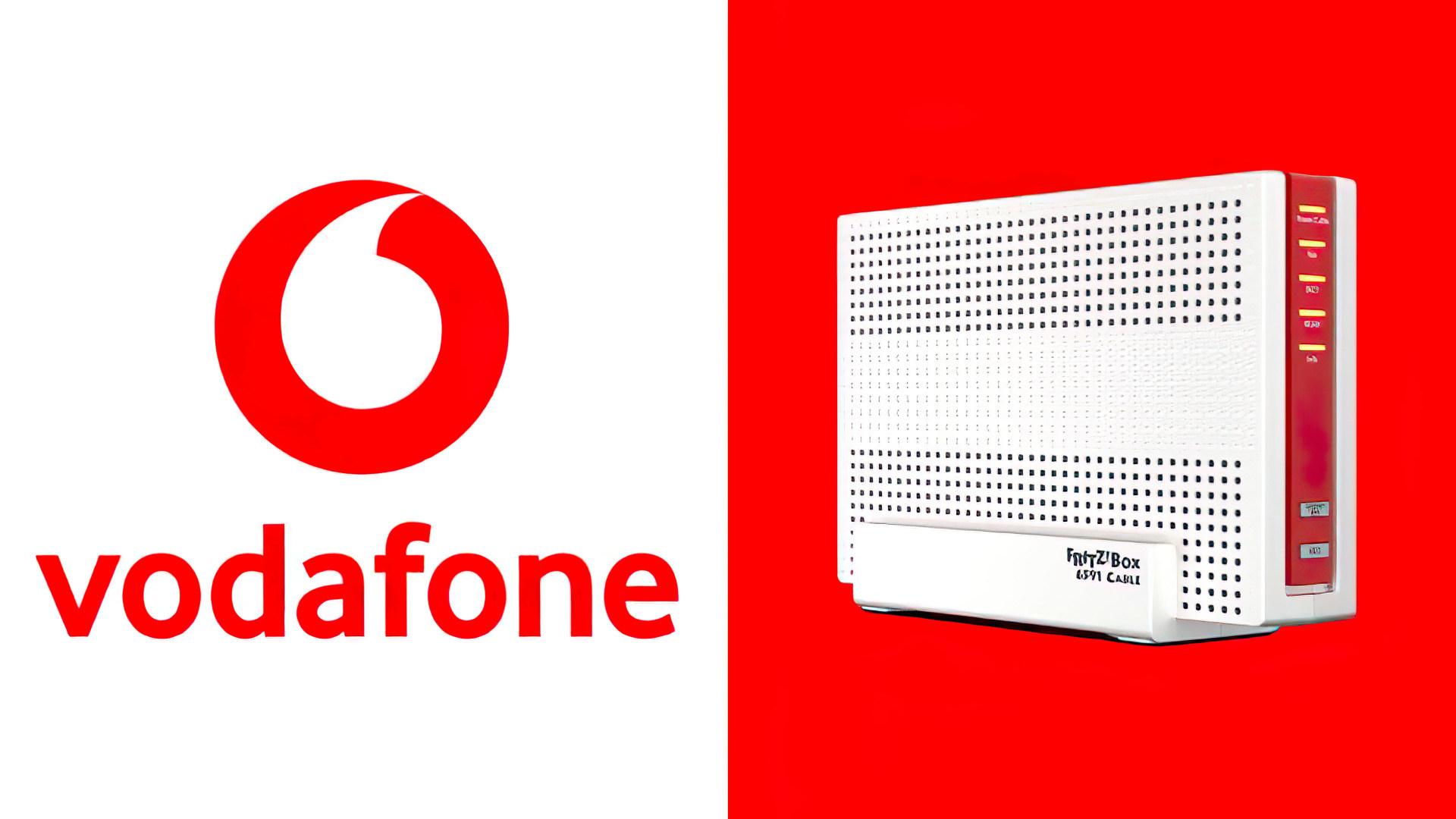 Router, Avm, Vodafone, Fritzbox, wlan-router, Kabelnetz, FritzBox 6591 Cable
