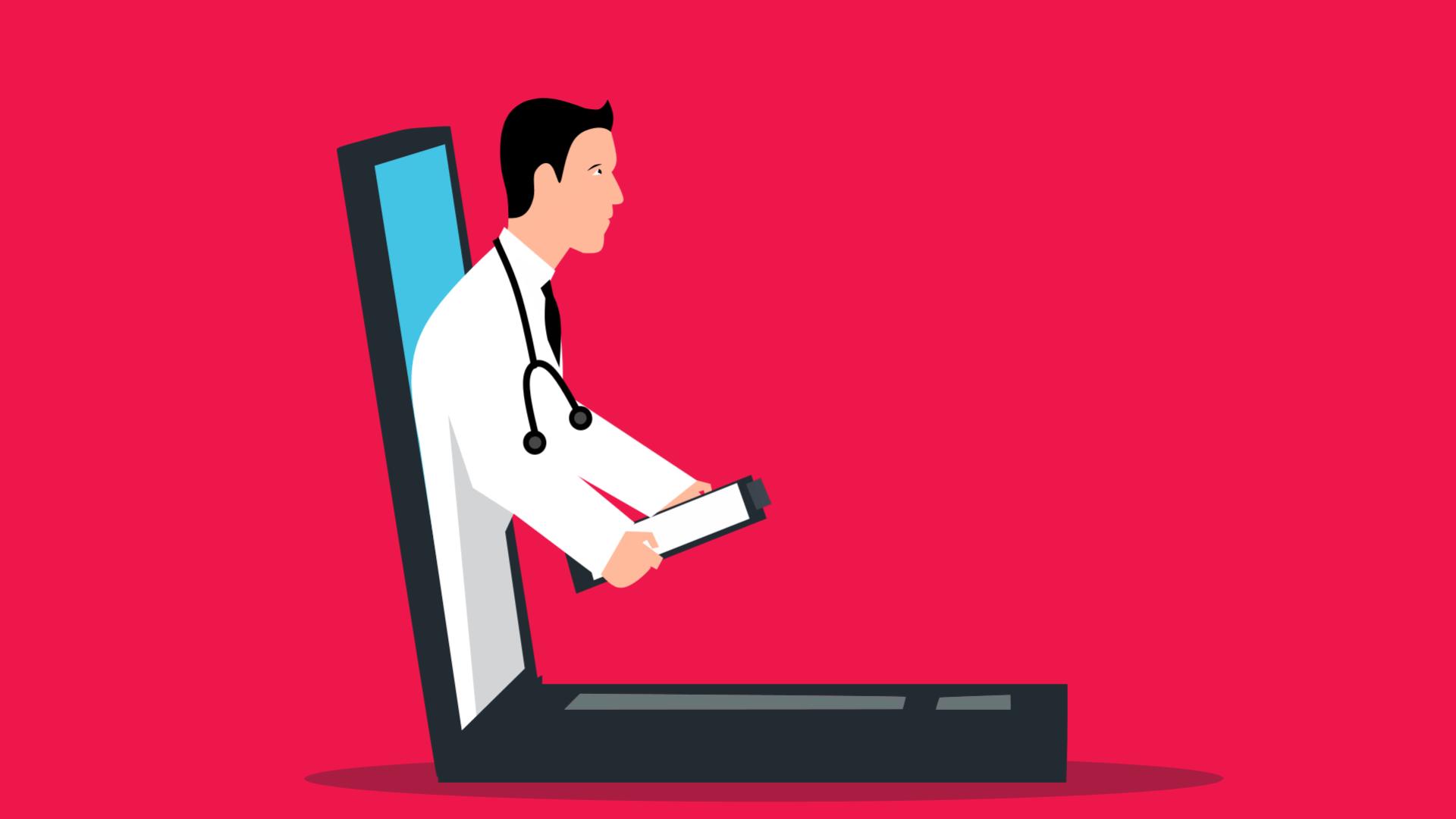 Medizin, Gesundheit, Arzt, Telemedizin