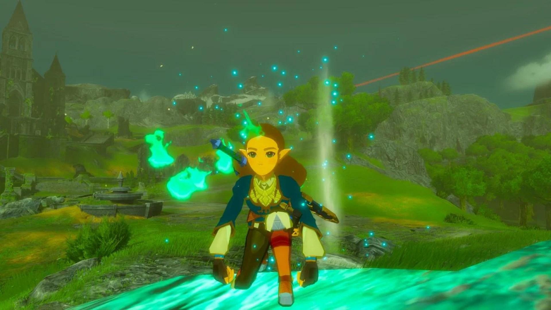 Gaming, Konsole, Streaming, Spielkonsole, Nintendo, Serie, Switch, Zelda, The Legend of Zelda: Breath of the Wild