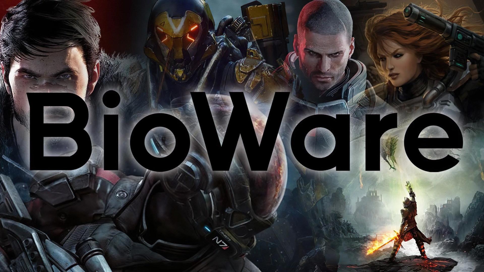 Electronic Arts, Ea, BioWare, Mass Effect, Dragon Age