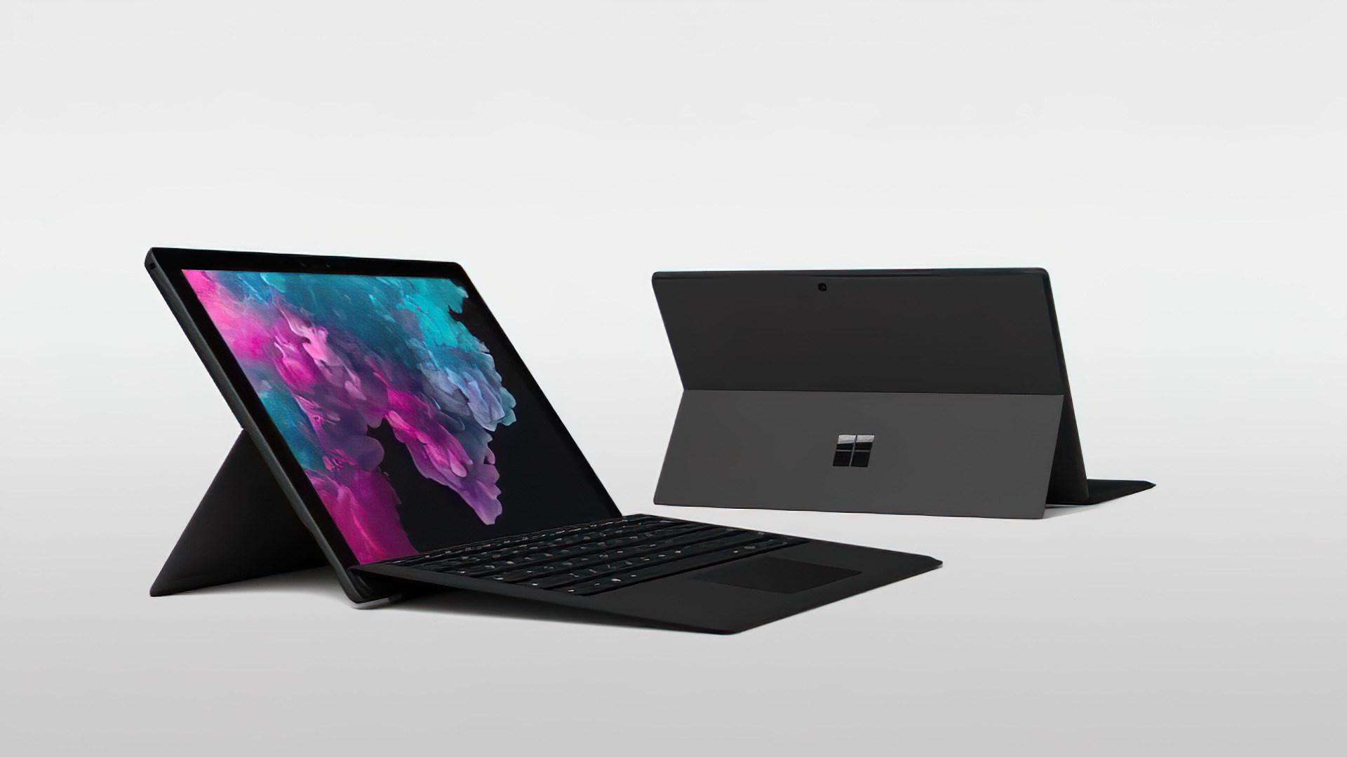 Surface Pro, Surface Pro 6, Microsoft Surface Pro 6