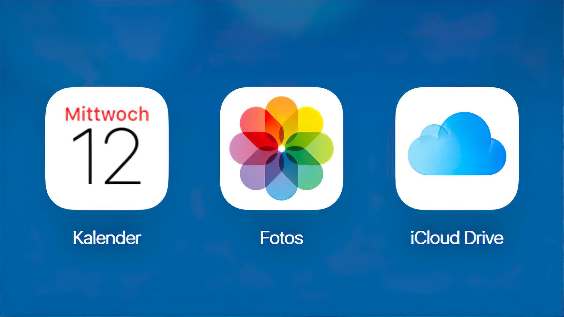 Apple, Windows, App, Software, Cloud, Microsoft Store, Backup, iCloud, iCloud Drive