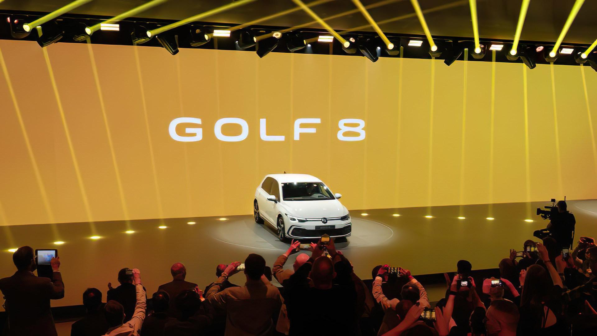 Software, Bug, Vw, volkswagen, golf, Golf 8