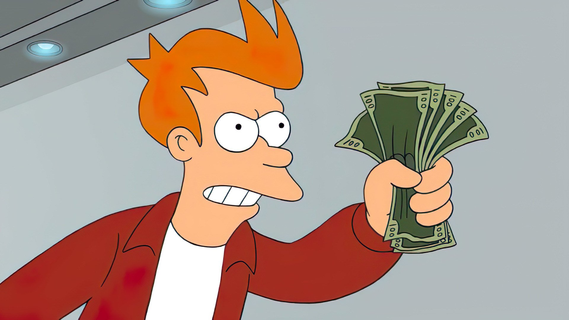 Geld, Paypal, Bezahlen, Meme, Kreditkarten, Bargeld, girocard, EC-Karte, Zahlungsmittel