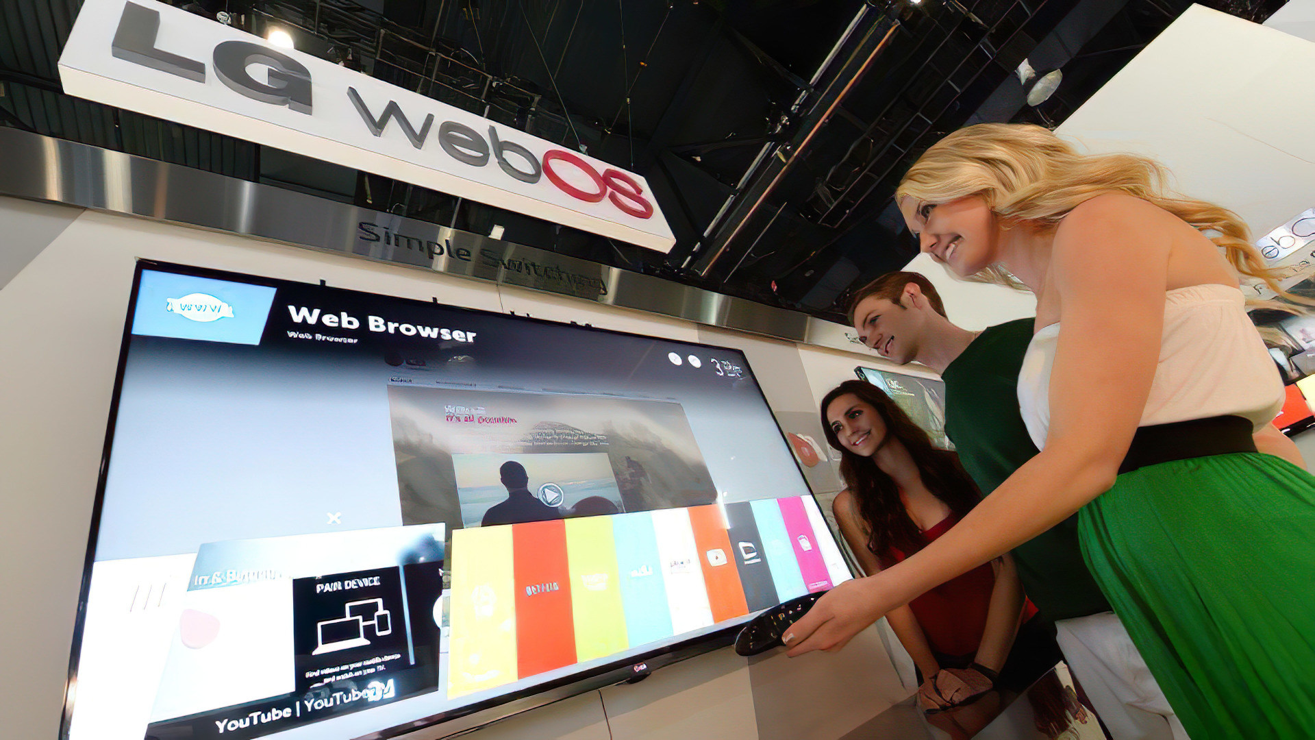 LG, Smart TV, Webos, Smart-TV, Ces 2014