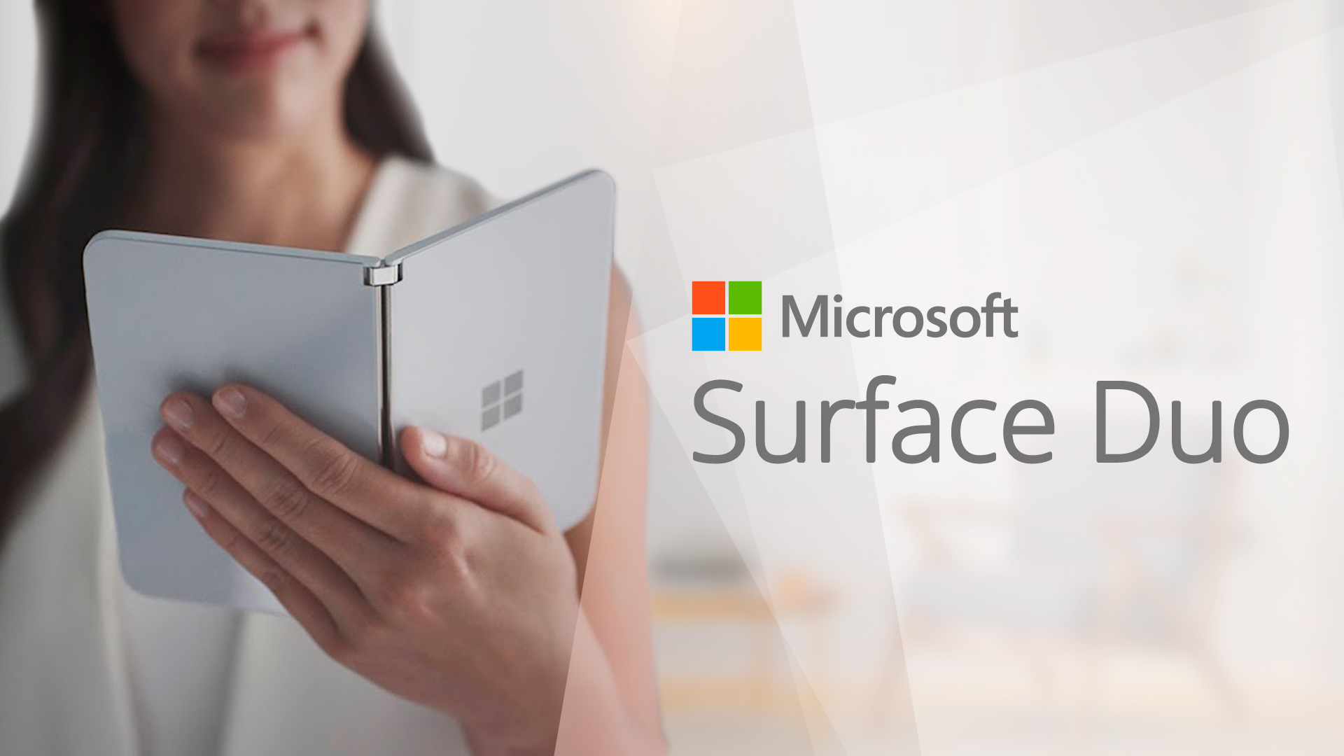 Microsoft Surface, Surface Duo, Microsoft Surface Duo, Duo, Dual-Bildschirm