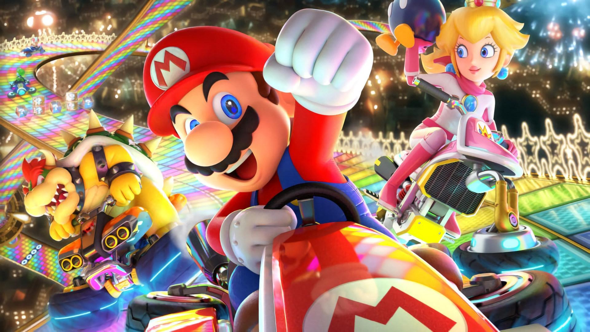 Gaming, Spiele, Nintendo, Game, Mario Kart