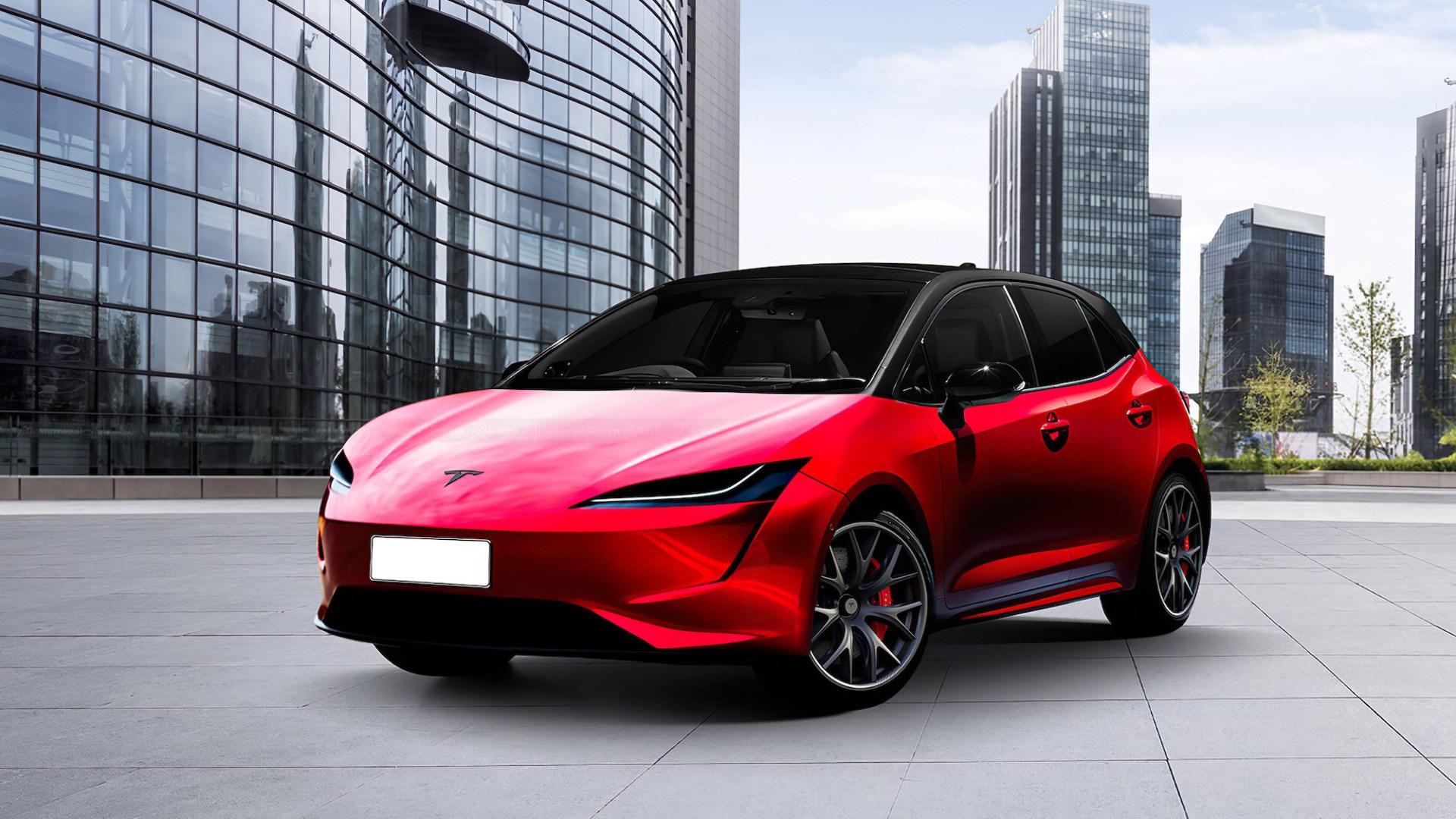 China, tesla, Elektromobilität, E-Auto, Model 2