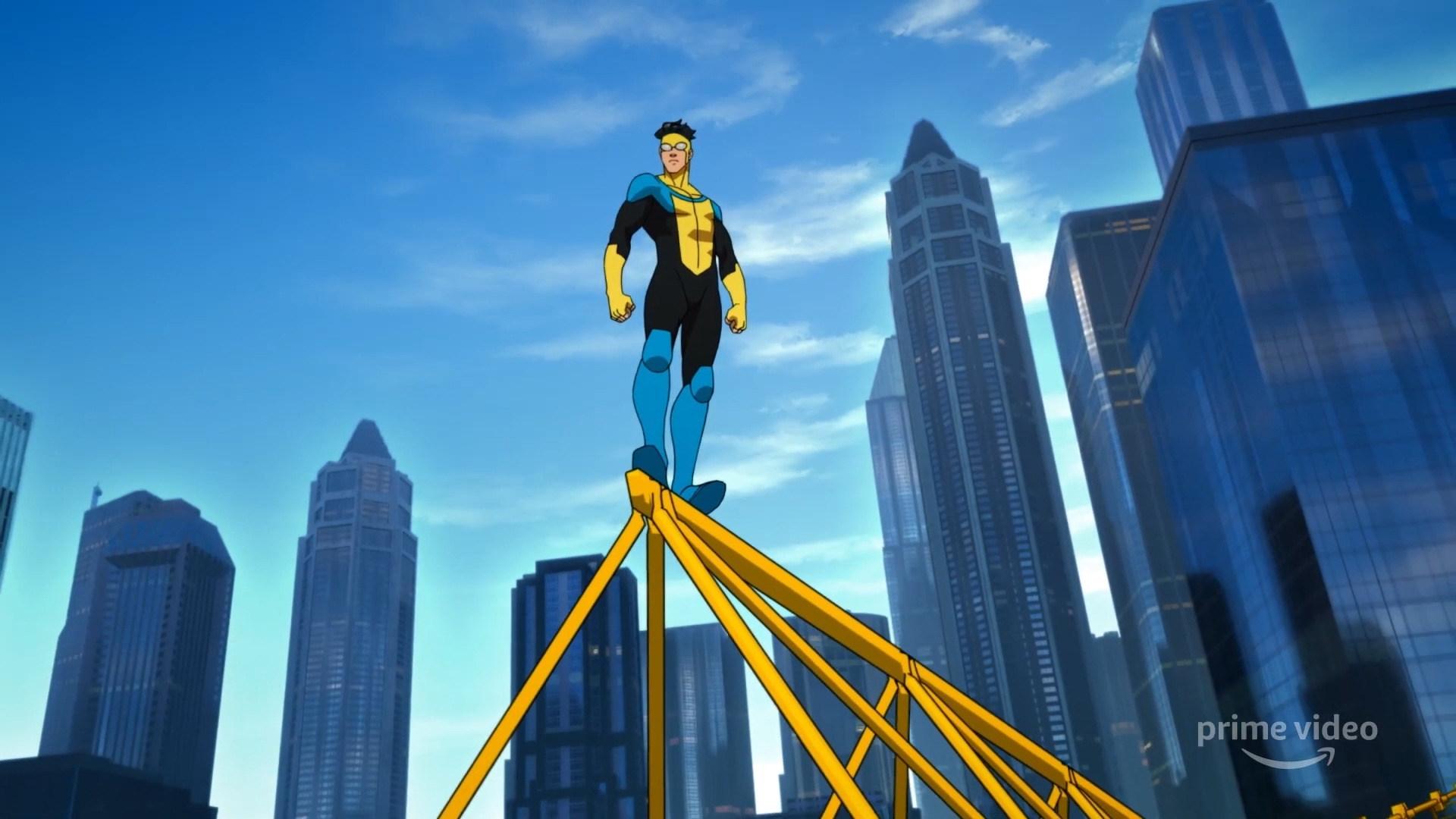 Trailer, Amazon, Serie, Amazon Prime, Amazon Prime Video, Prime Video, Superheld, Superhelden, Animationsserie, Invincible