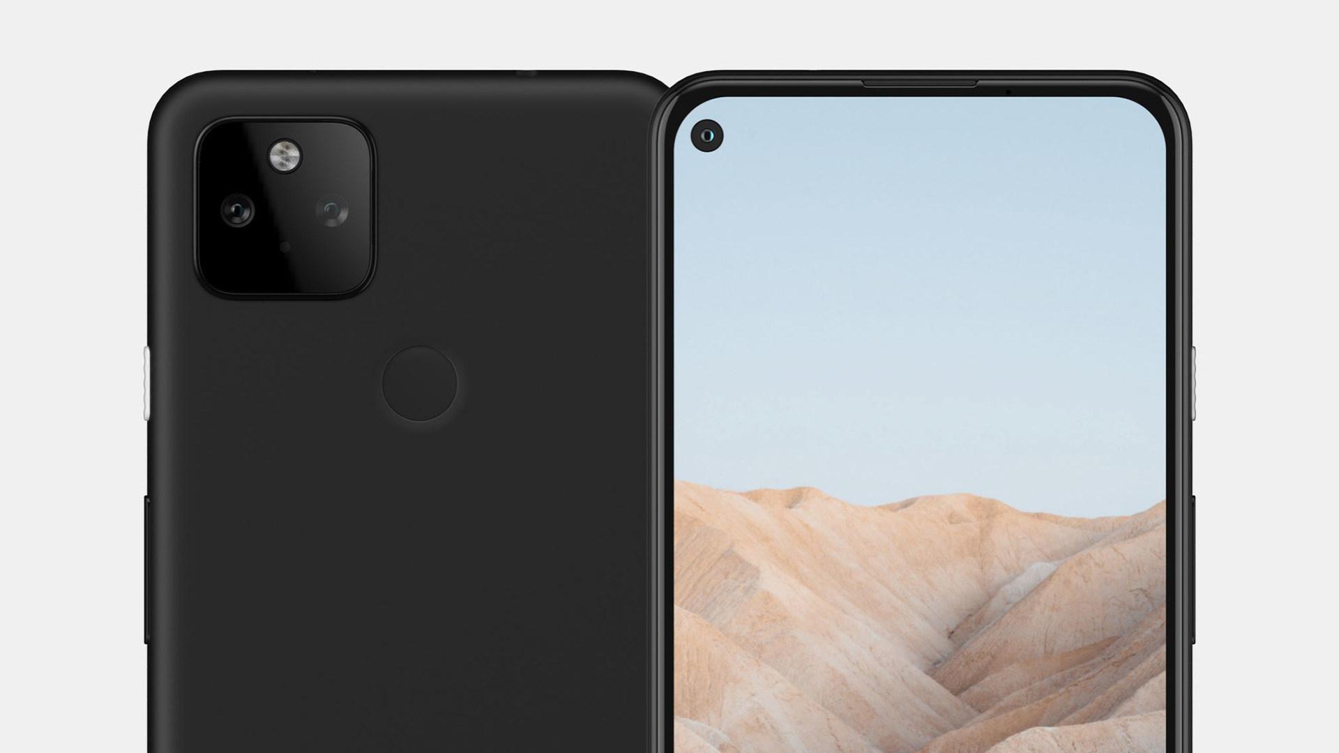 Google, Smartphones, Handy, Gerüchte, Leaks, Rendering, Pixel 5a