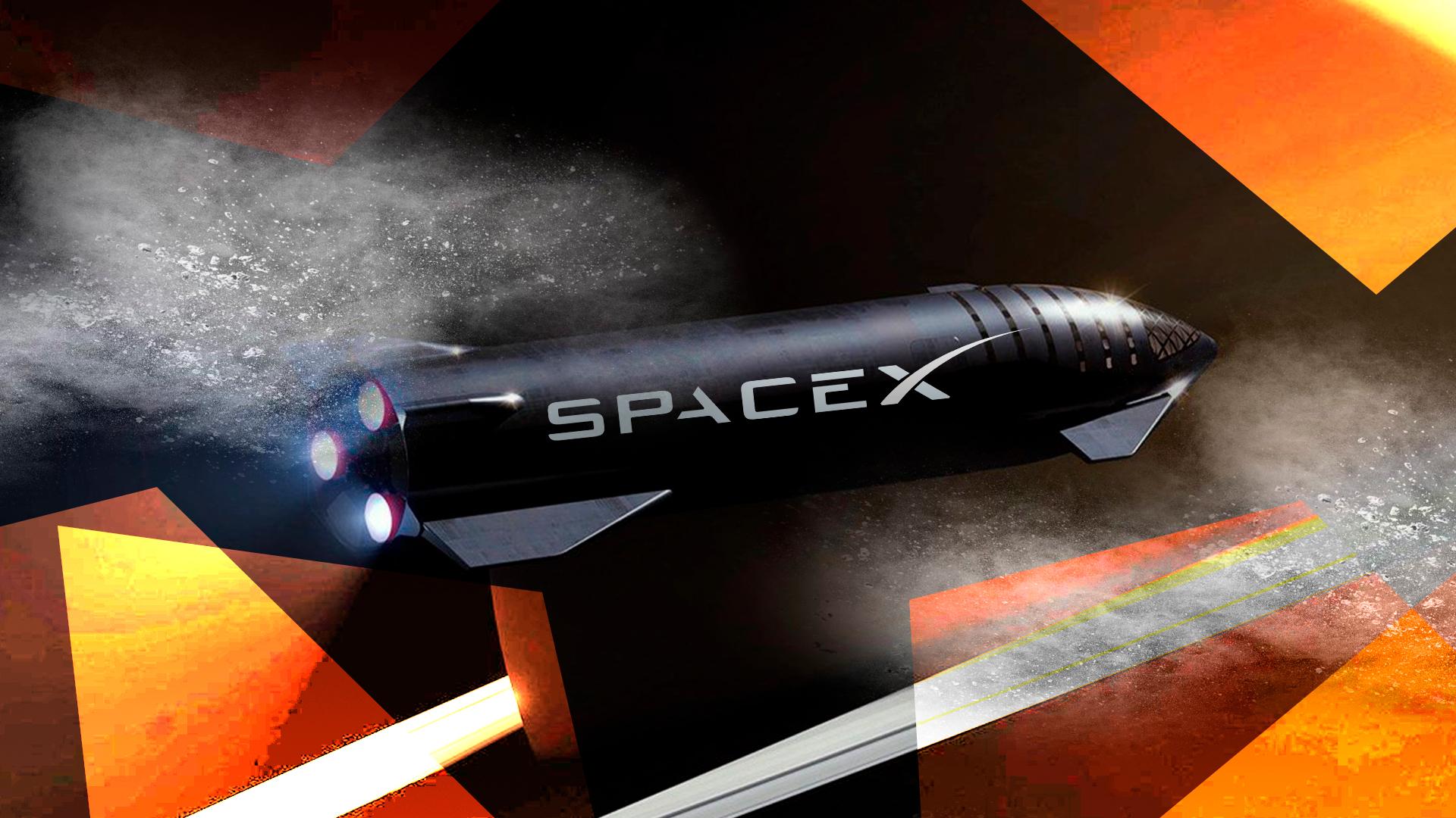 Weltraum, Raumfahrt, Spacex, Rakete, Spaceship, Starship