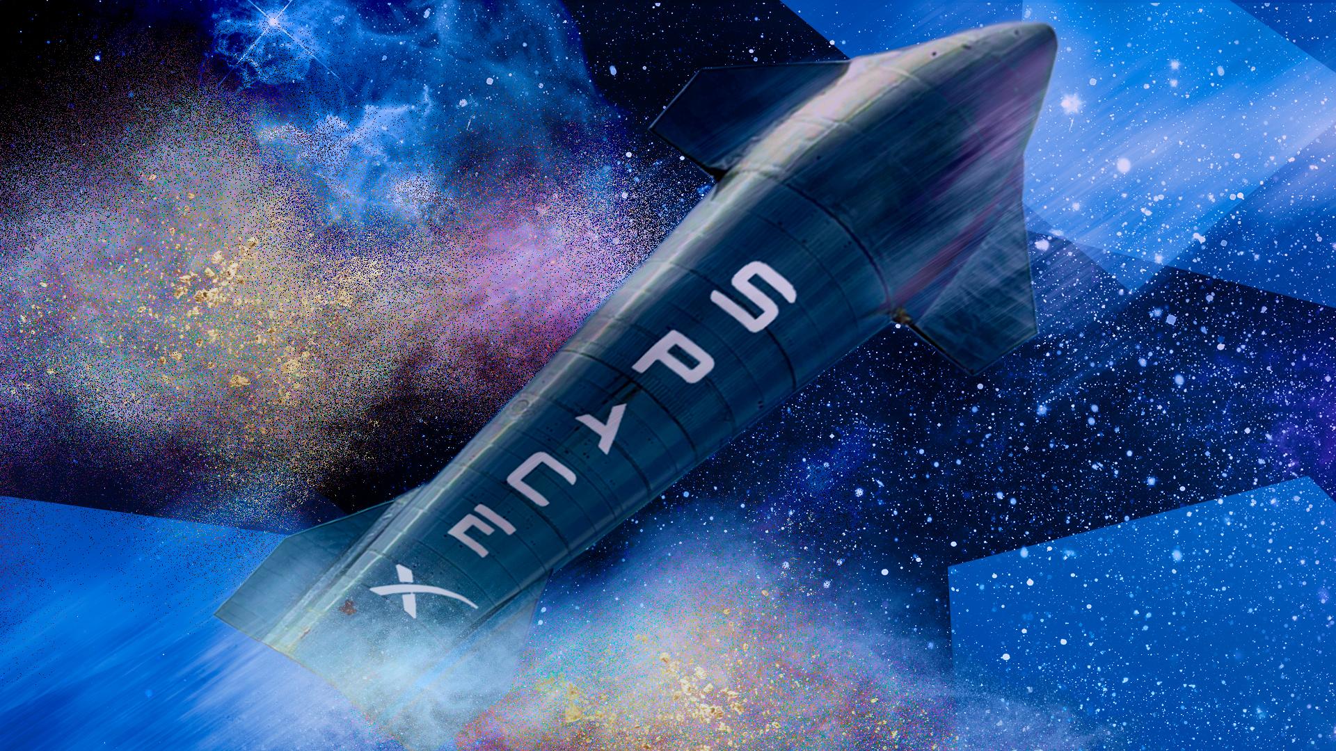 Weltraum, Raumfahrt, Weltall, Spacex, Rakete, Spaceship, Starship